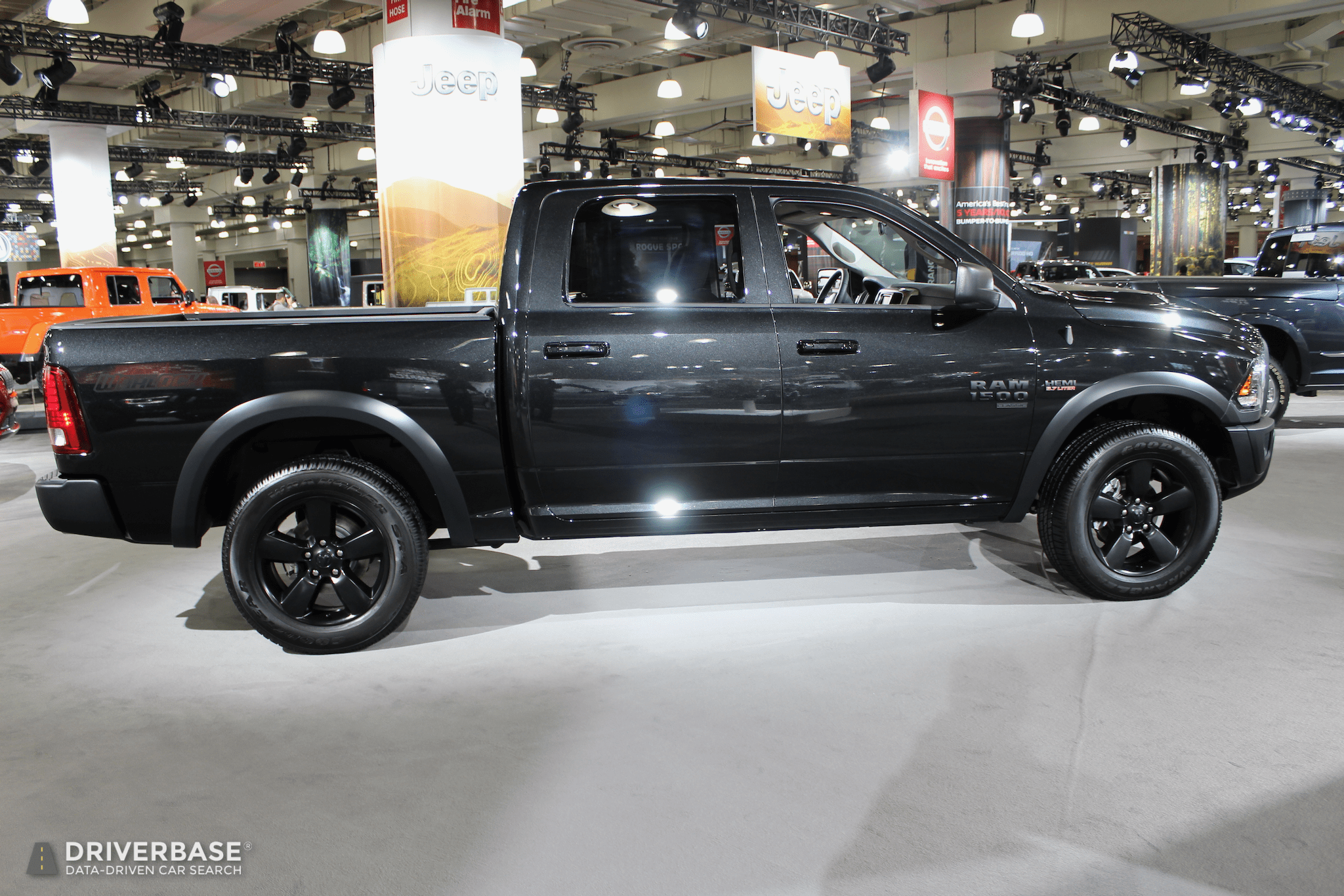 Dodge 1500 For Sale >> 2019 Dodge 1500 Warlock Truck at the 2019 New York Auto ...