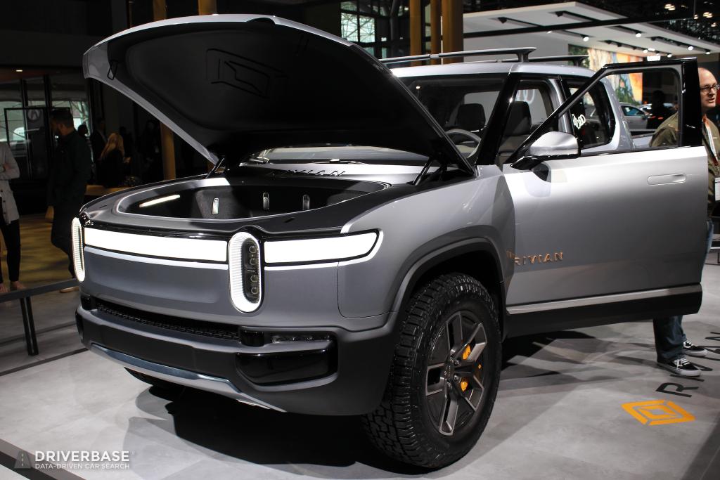 2021 Rivian R1T electric truck