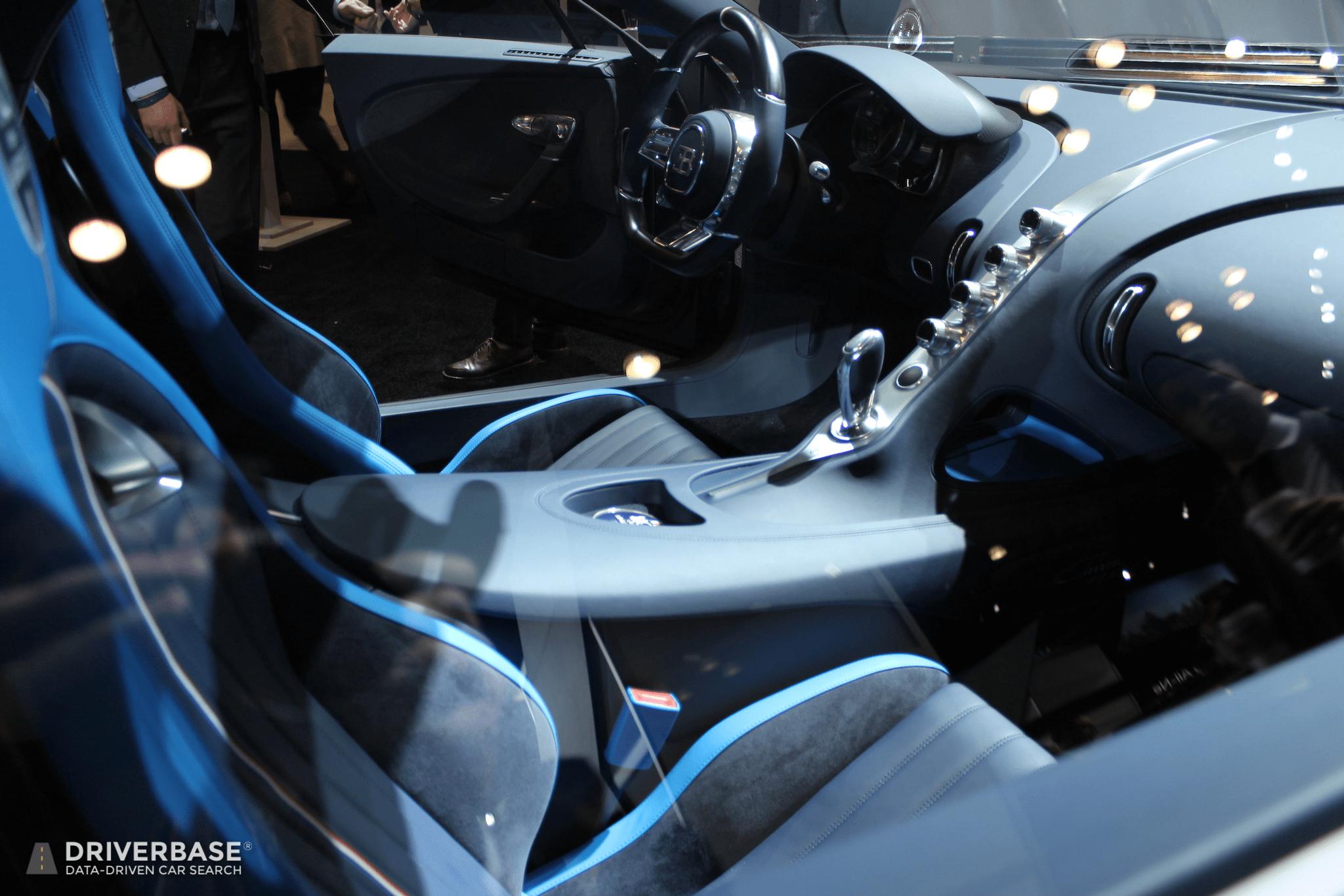 2020 Bugatti Chiron Sport 110 Ans Bugatti At The 2019 New York Auto Show Driverbase