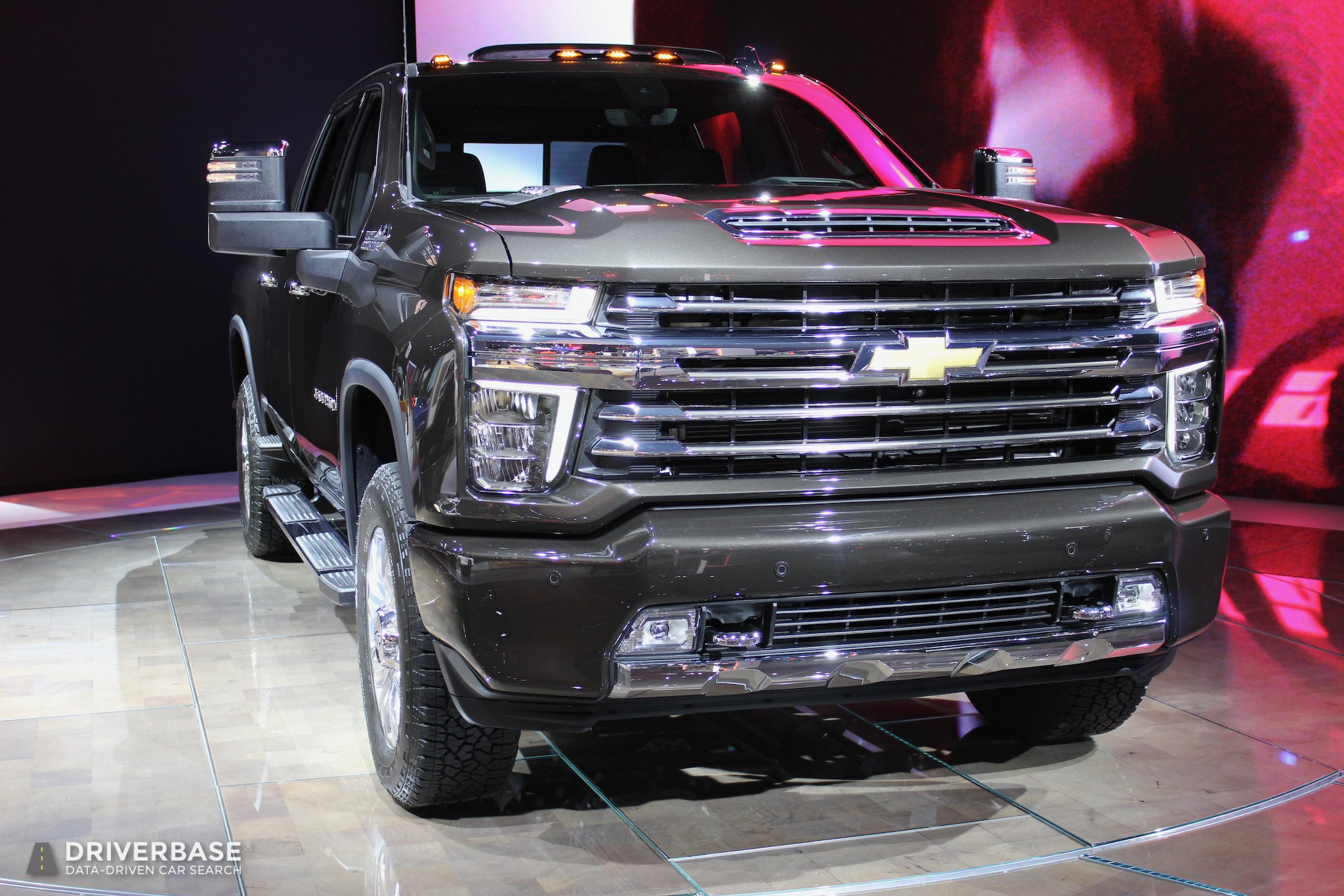 2020 Chevrolet Silverado 2500 HD High Country Truck at the 2019 New York Auto Show – Driverbase