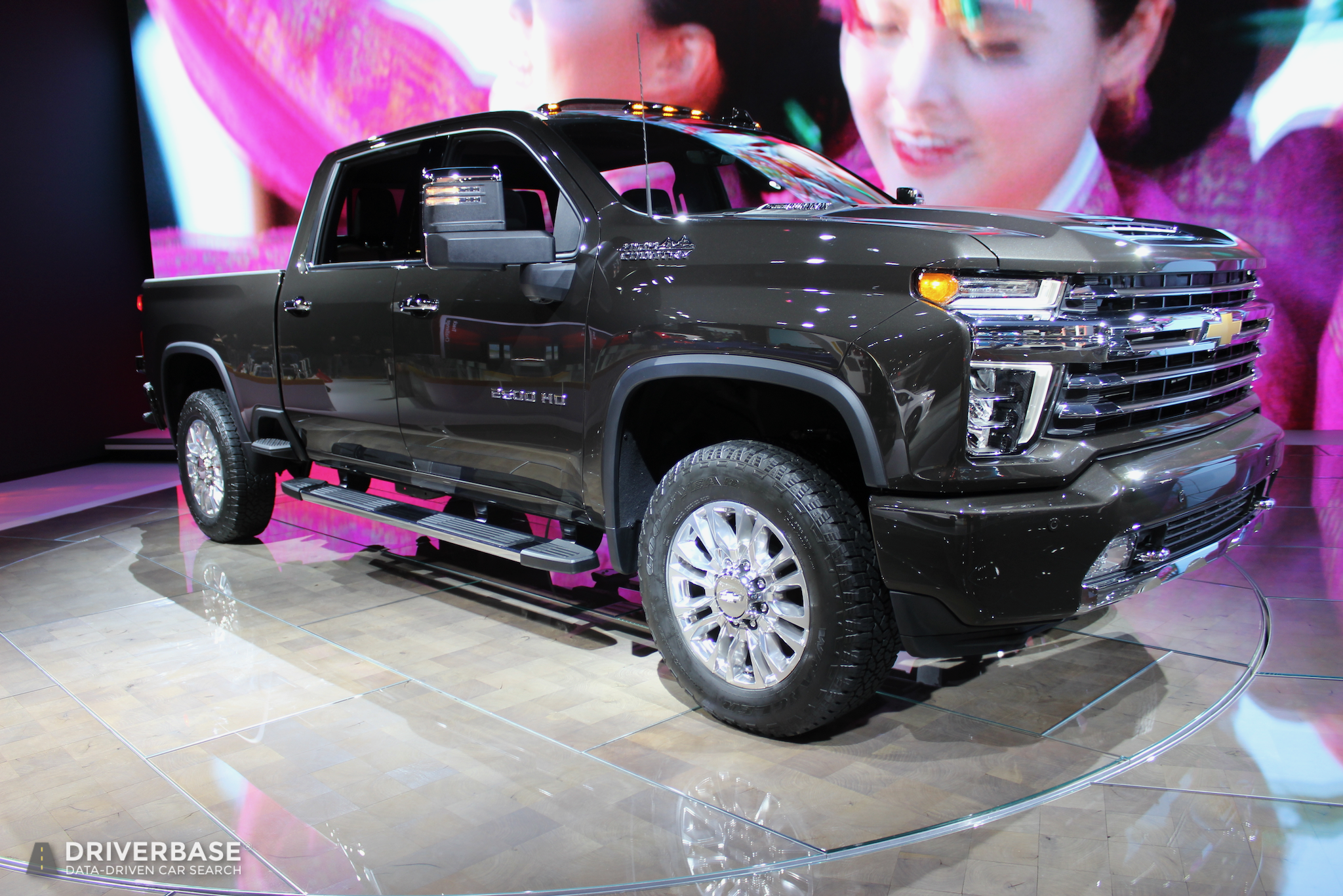 2020 Chevrolet Silverado 2500 HD High Country Truck at the ...