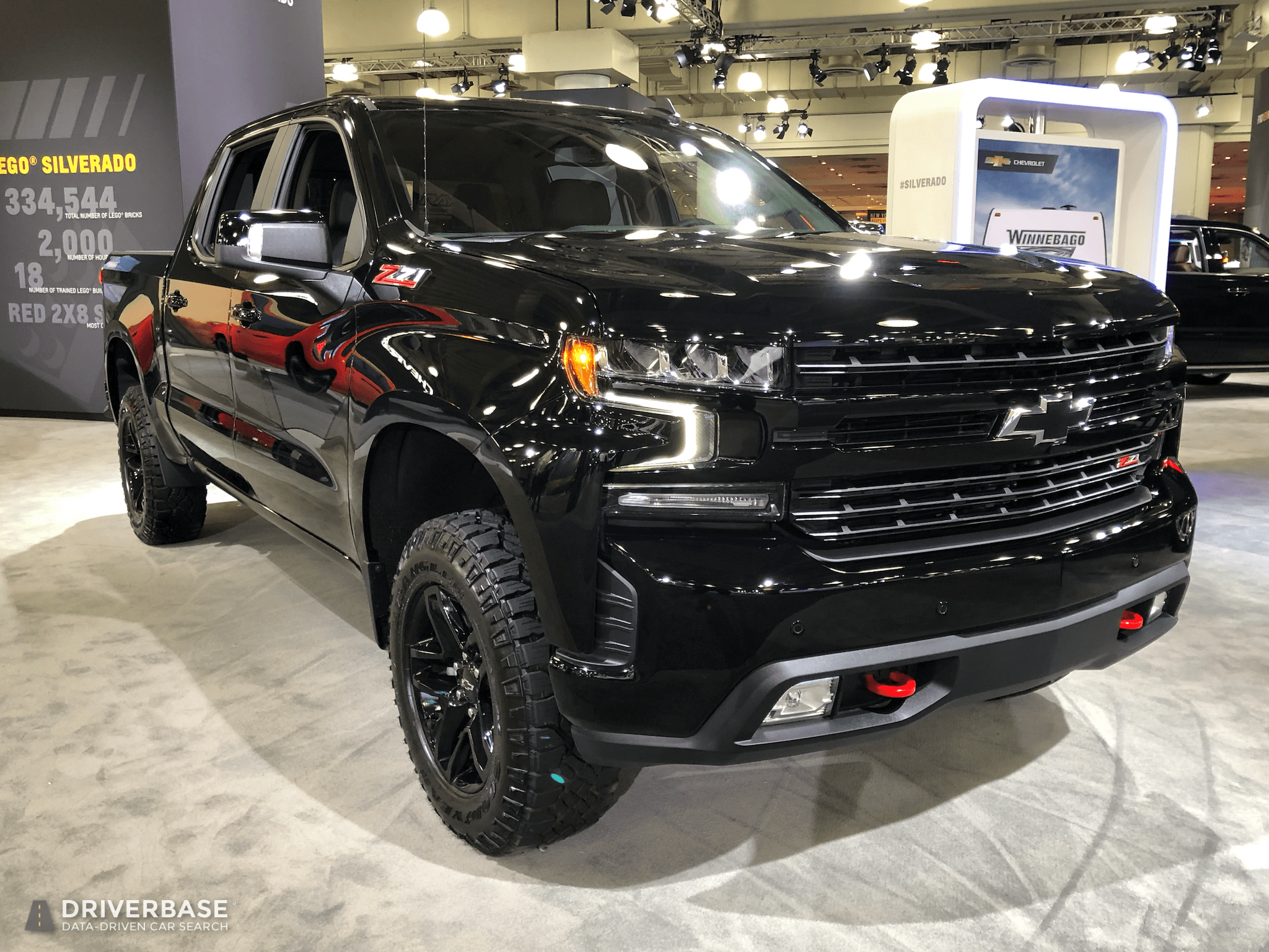 2020 Chevrolet Silverado Z71 Trail Boss Truck at the 2019 ...