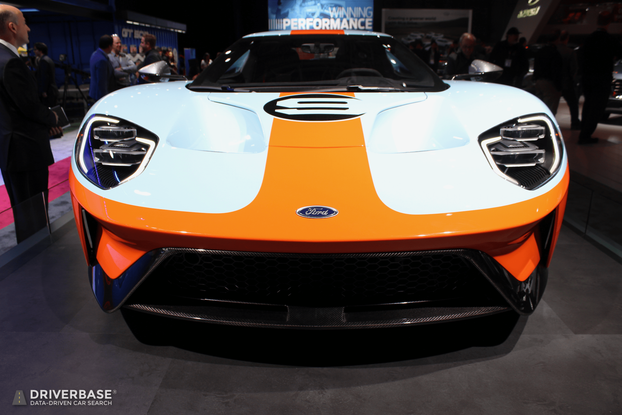 2020 Ford GT at the 2019 New York Auto Show - Driverbase