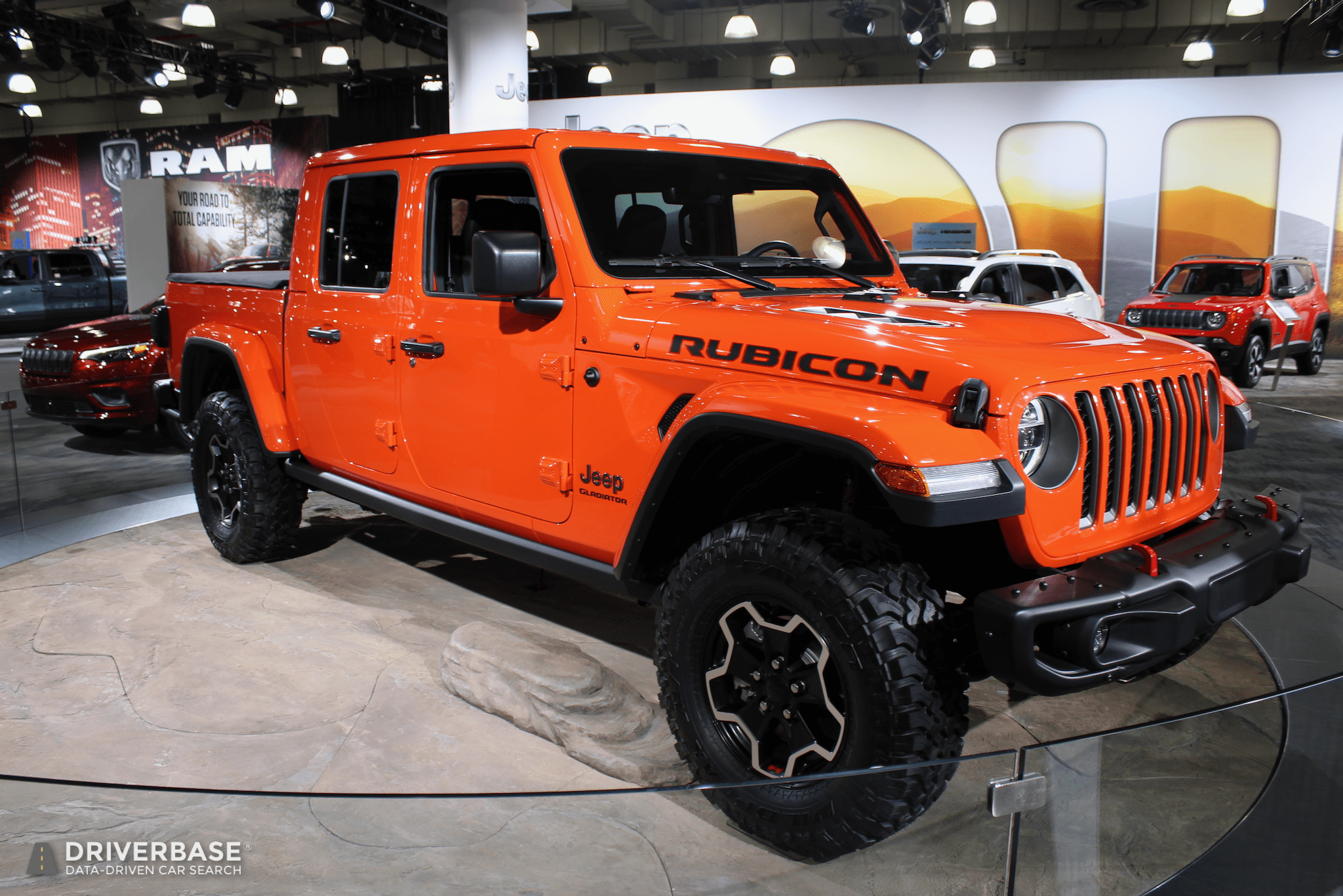 2020 Jeep Gladiator Rubicon Truck at the 2019 New York ...
