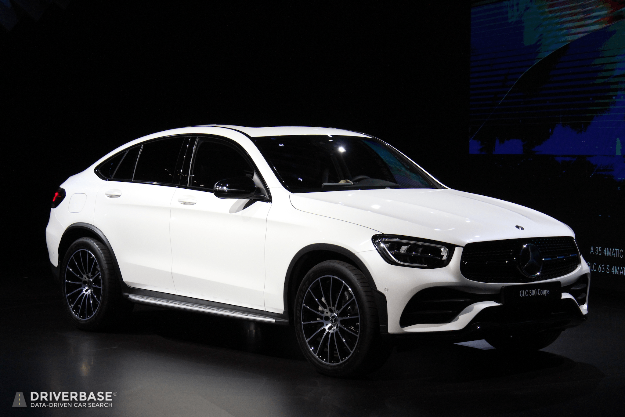 Mercedes Amg Suv >> 2020 Mercedes-Benz GLC 300 Coupe at the 2019 New York Auto ...