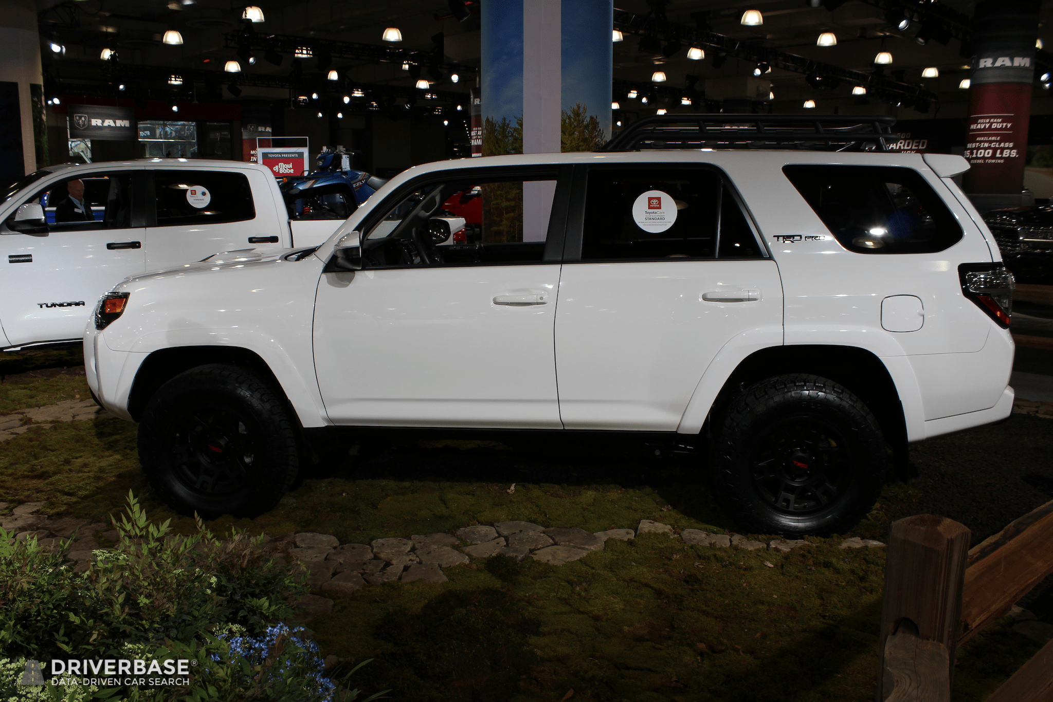 2020 Toyota 4Runner TRD Pro at the 2019 New York Auto Show