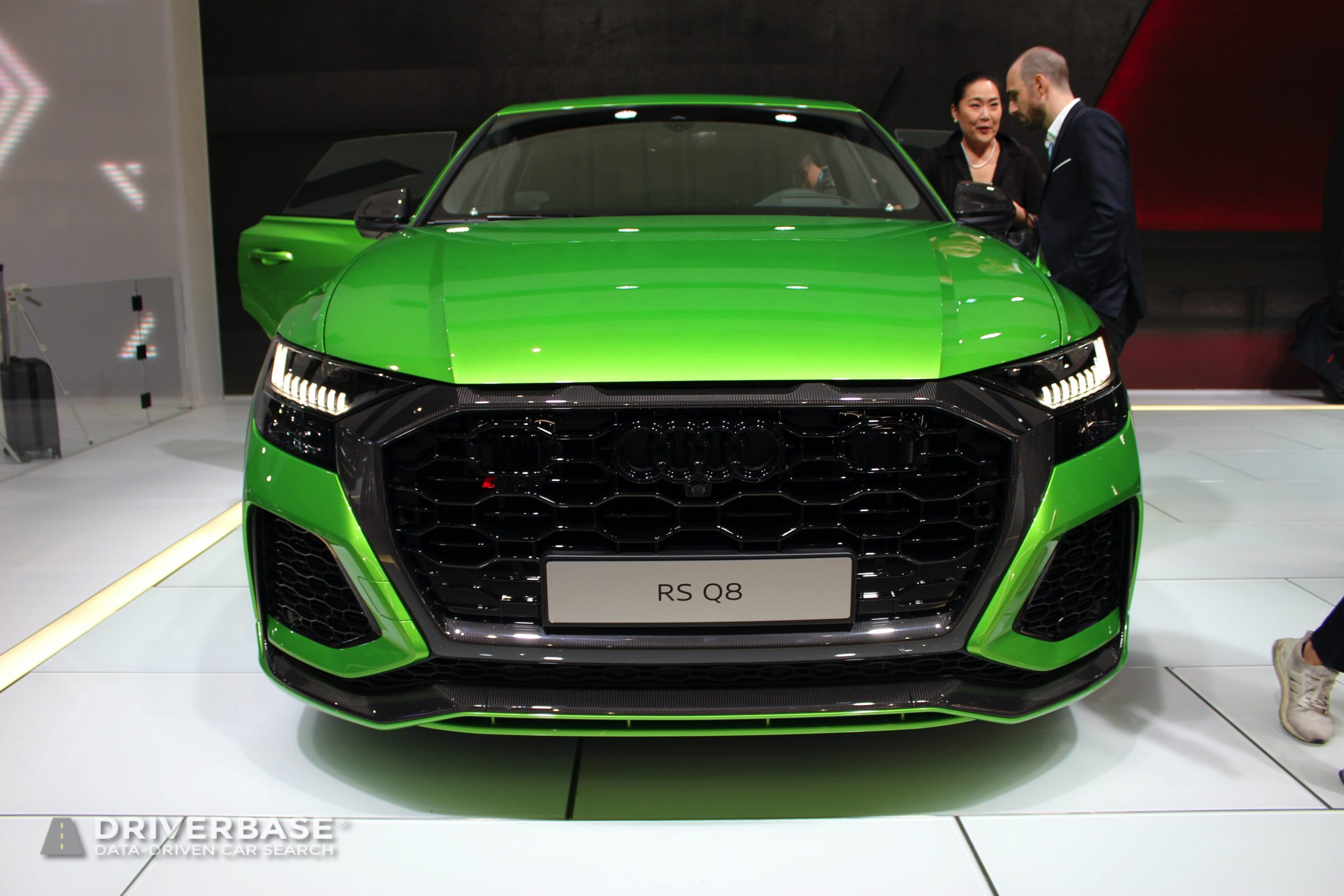 2020 Audi RS Q8 at the 2019 Los Angeles Auto Show