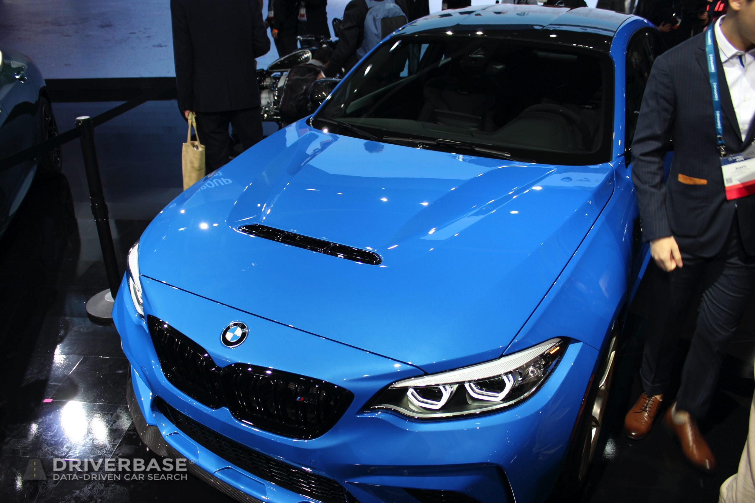2020 BMW M2 Clubsport at the LA Auto Show