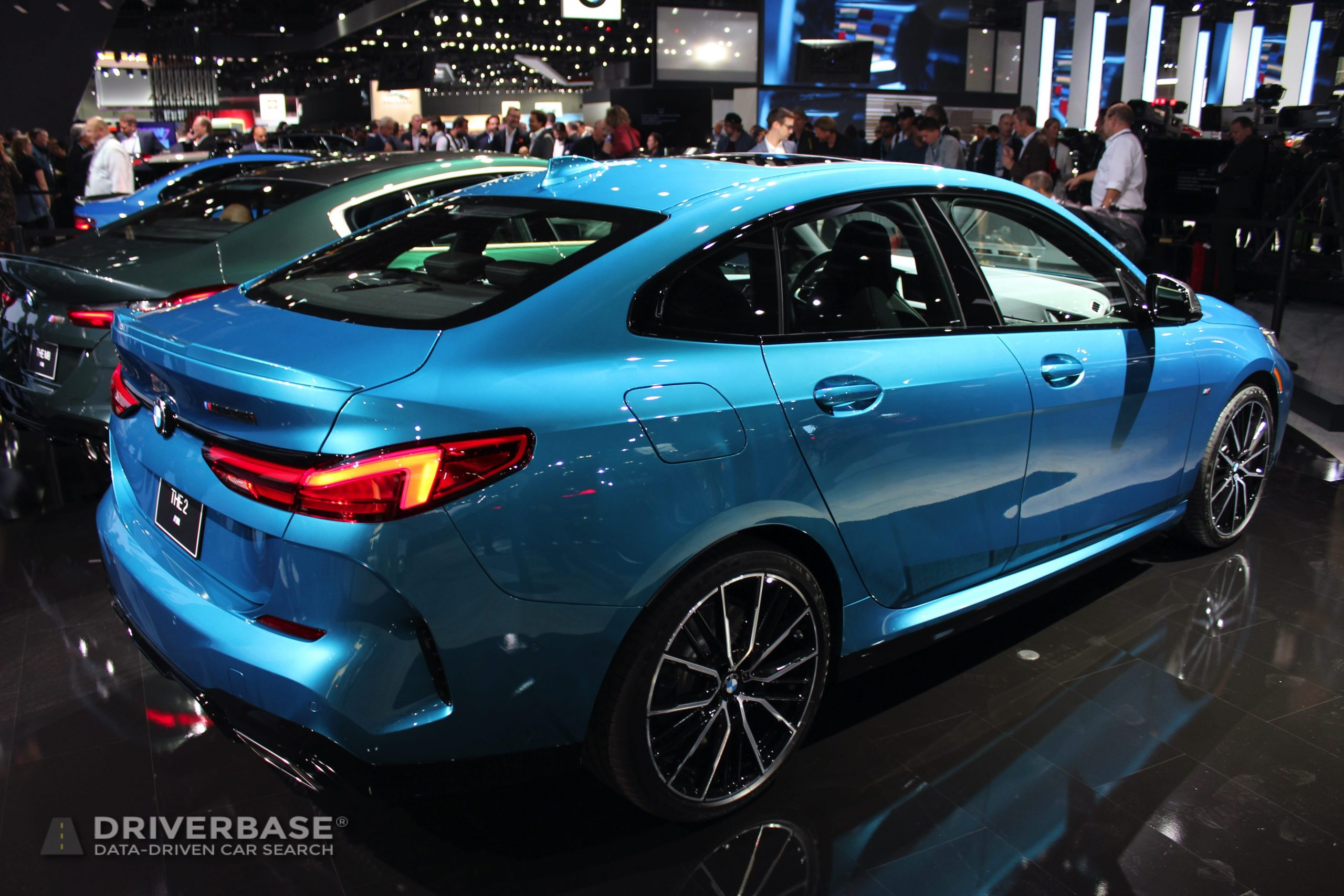 2020 BMW M235i xDrive at the 2019 Los Angeles Auto Show