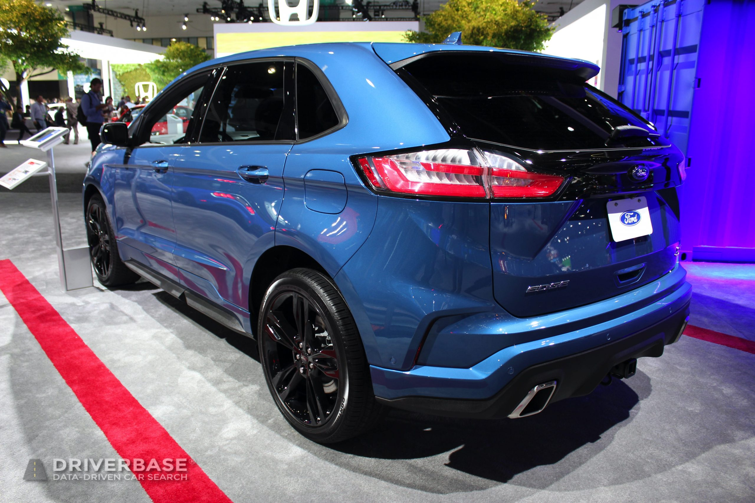 2020 Ford Edge ST at the 2019 Los Angeles Auto Show