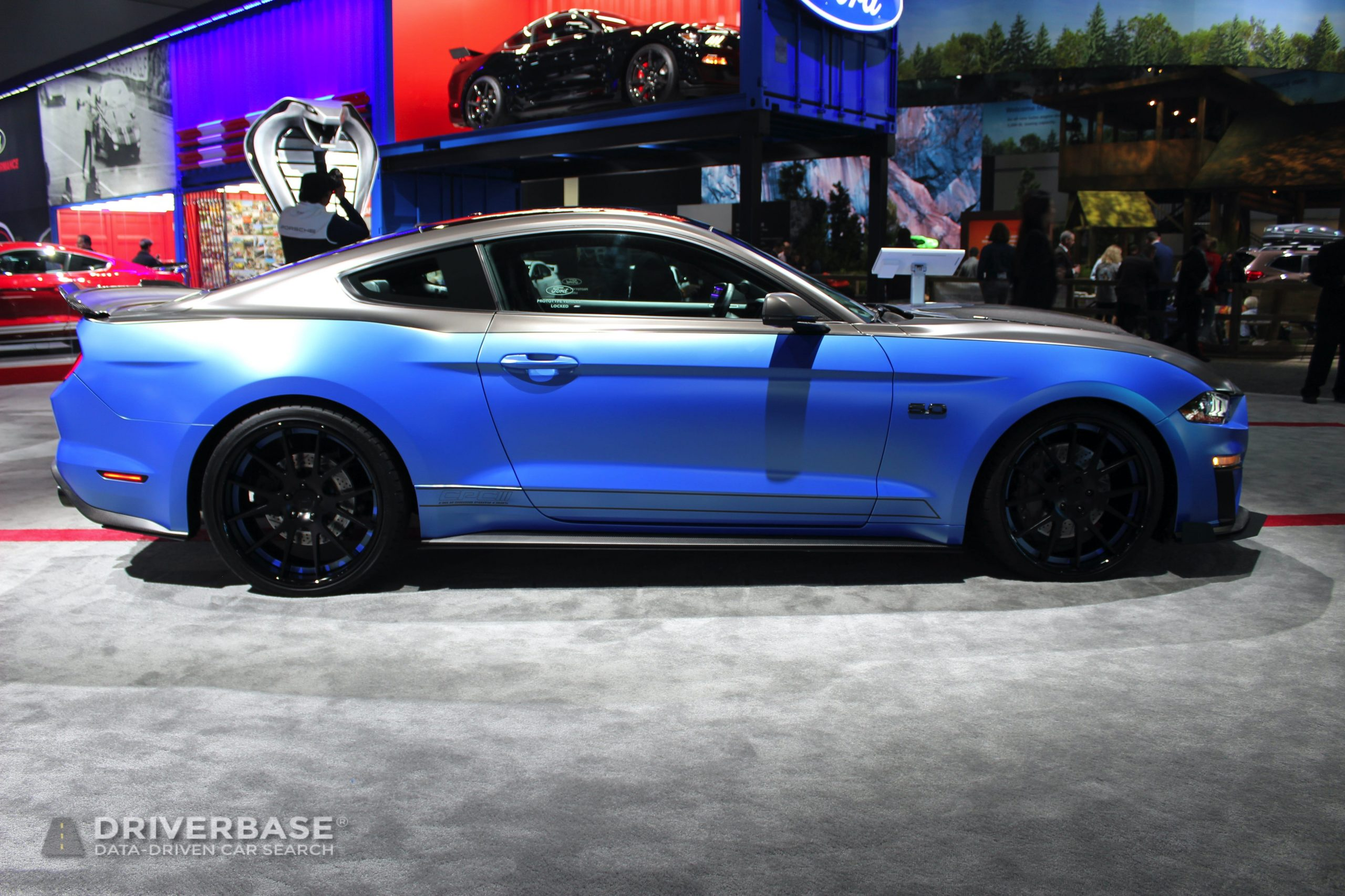 2020 Ford Mustang GT at the 2019 Los Angeles Auto Show