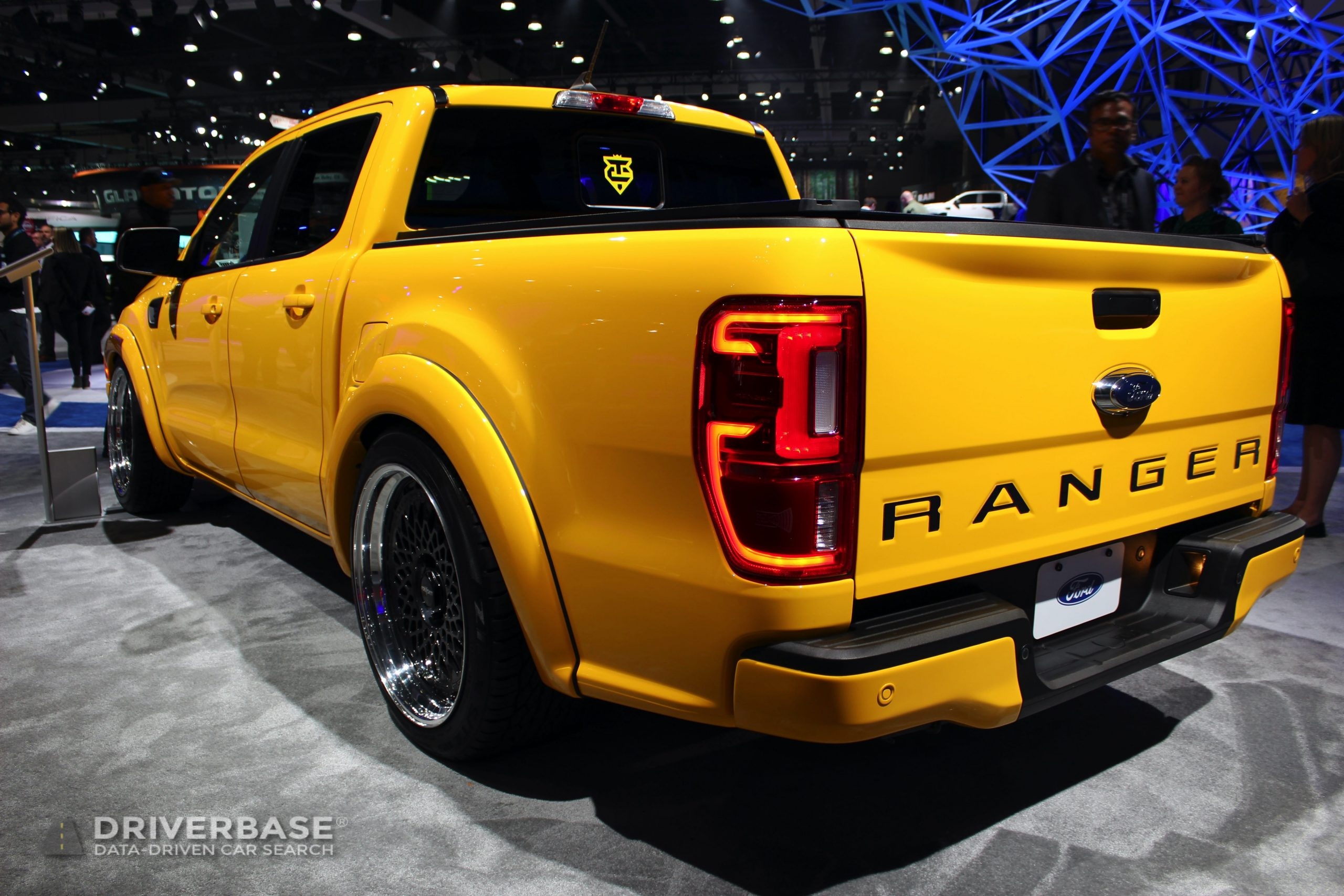 2020 Ford Ranger TJIN Edition at the Los Angeles Auto Show