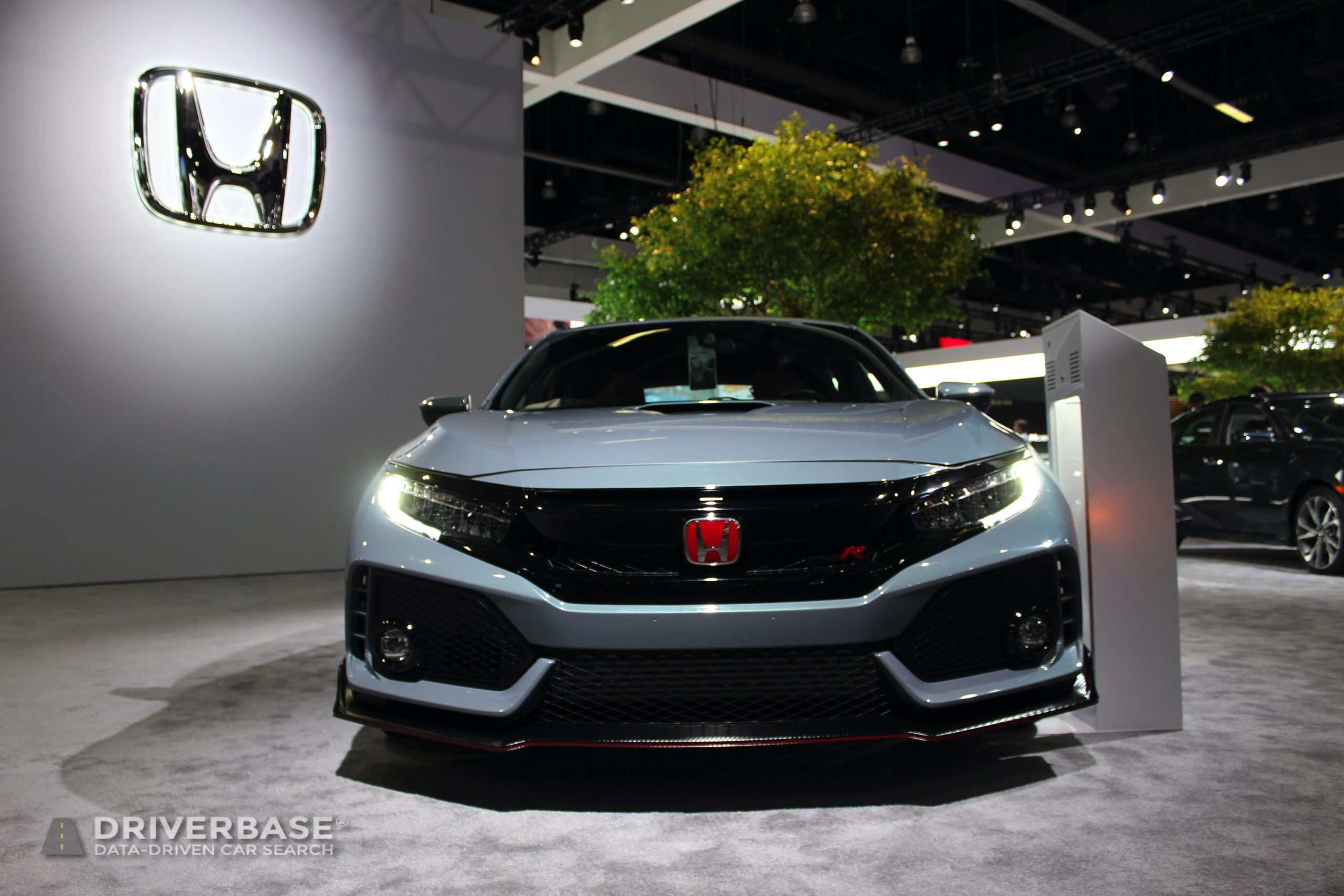 2020 Honda Civic Type R at the 2019 Los Angeles Auto Show