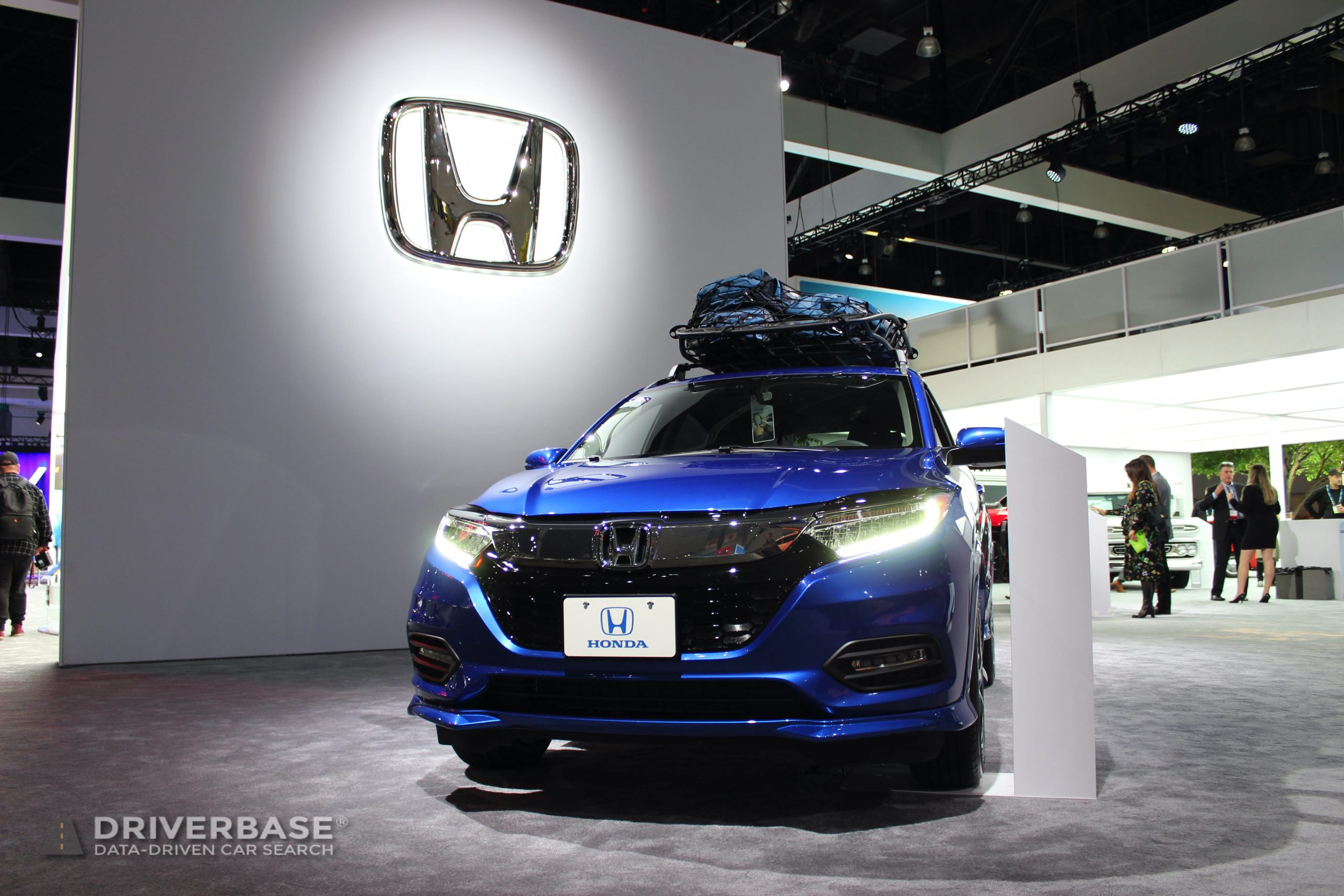 2020 Honda HR-V Touring All Wheel Drive at the 2019 Los Angeles Auto Show