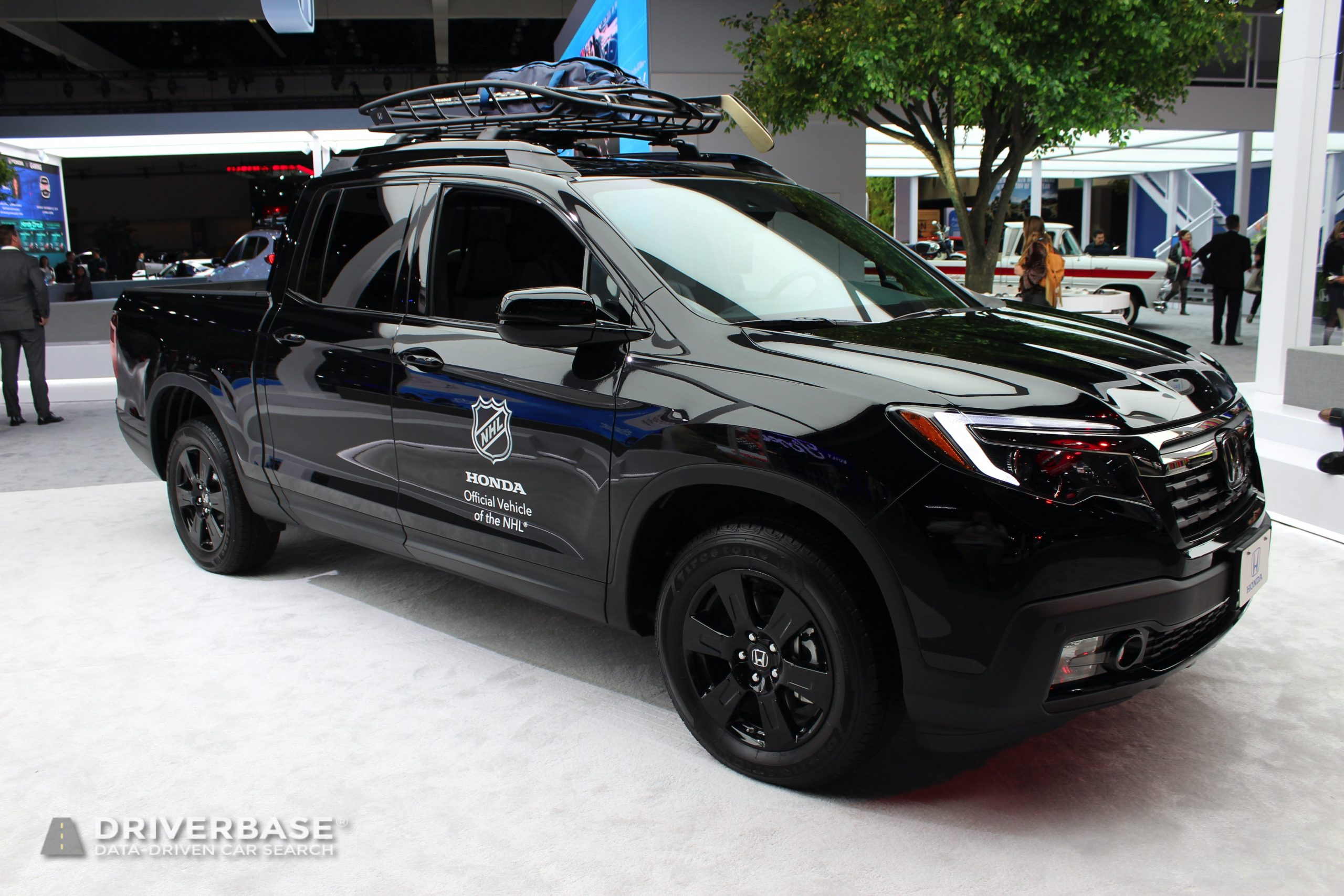 2020 Honda Ridgeline All Wheel Drive at the 2019 Los Angeles Auto Show