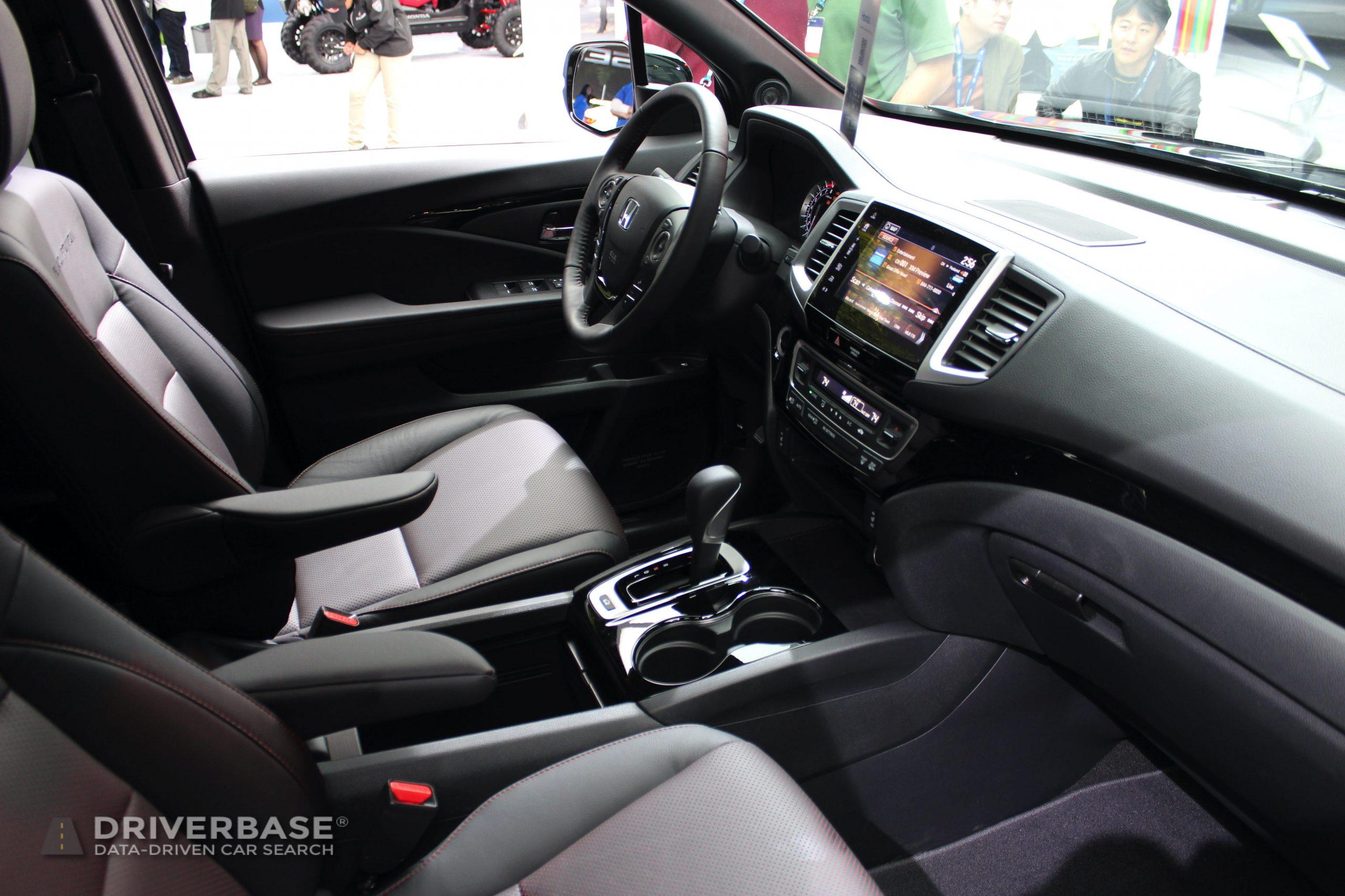 2020 Honda Ridgeline All Wheel Drive at the 2019 Los Angeles Auto Show