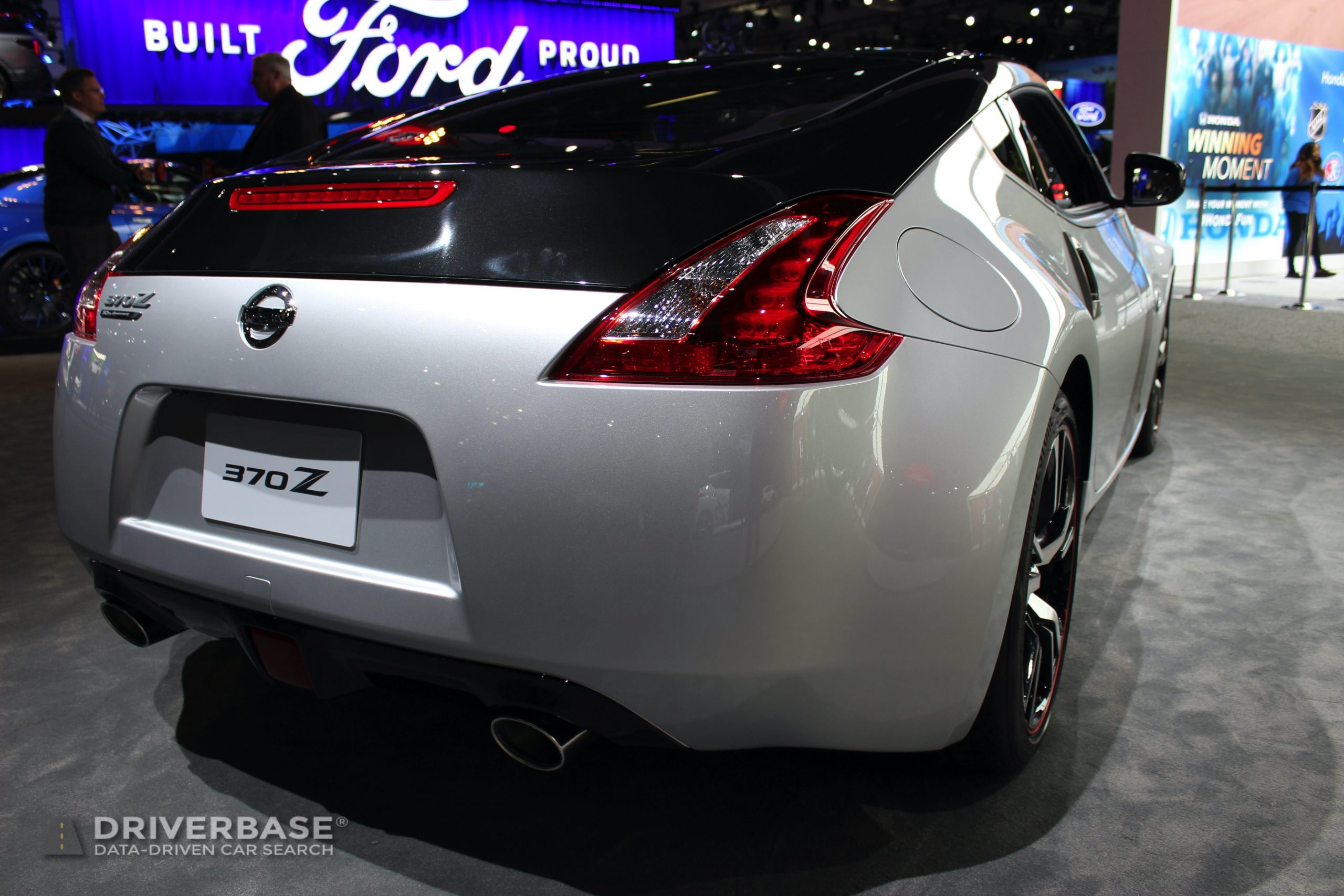 2020 Nissan 370Z at the 2019 Los Angeles Auto Show