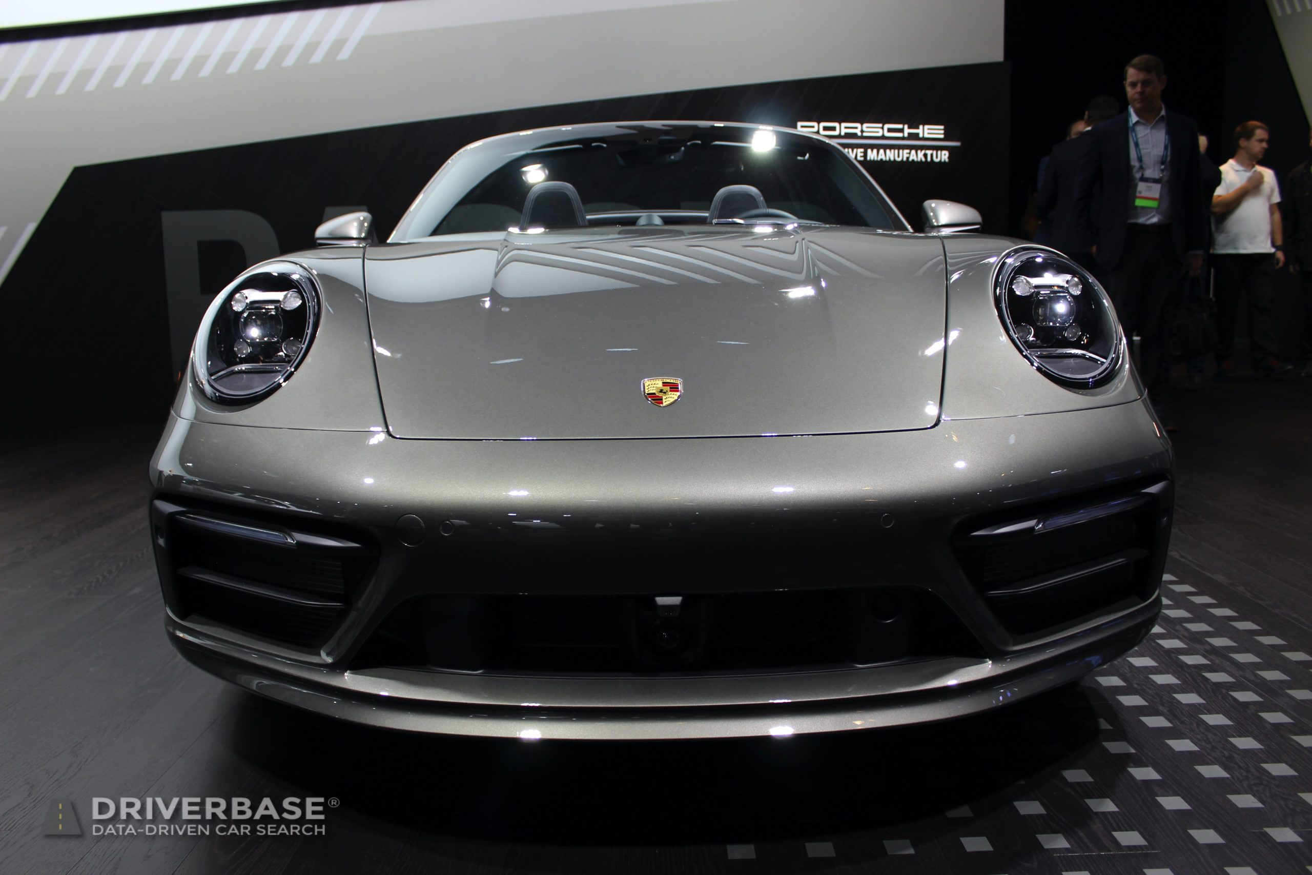 2020 Porsche 911 Carrera 4S at the 2019 Los Angeles Auto Show
