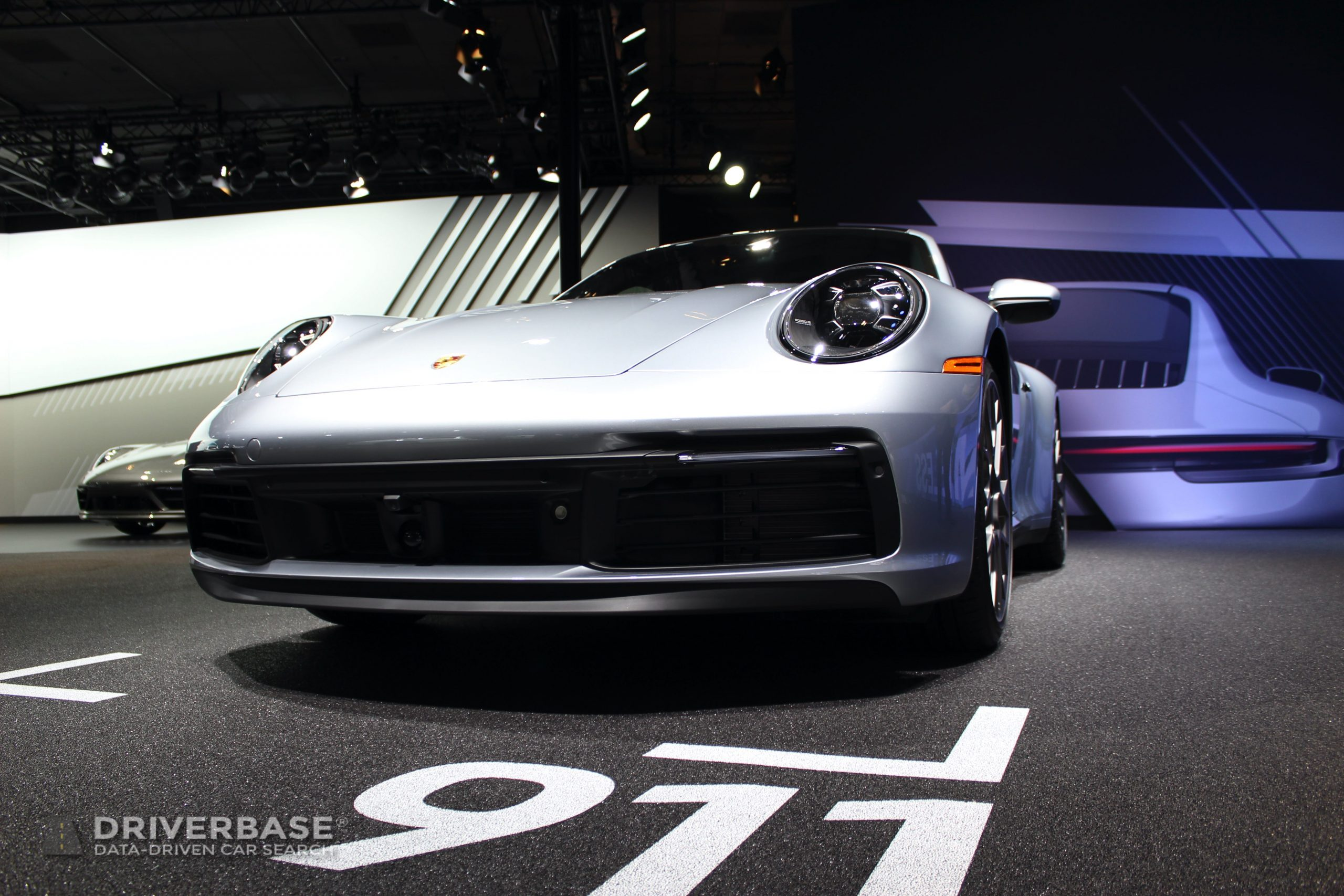 2020 Porsche 911 Carerra 4S at the 2019 Los Angeles Auto Show