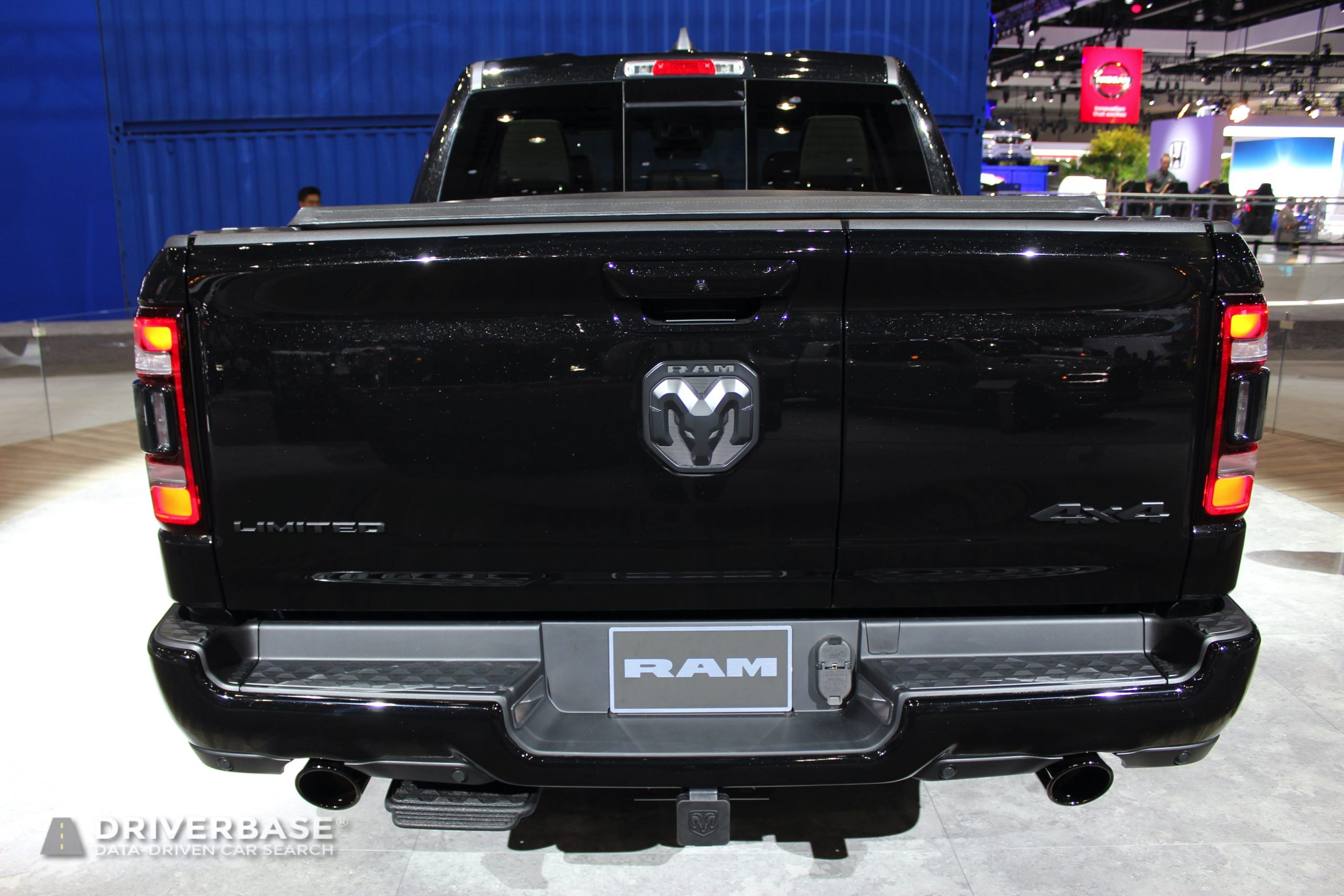 2020 Ram 1500 Limited at the 2019 Los Angeles Auto Show