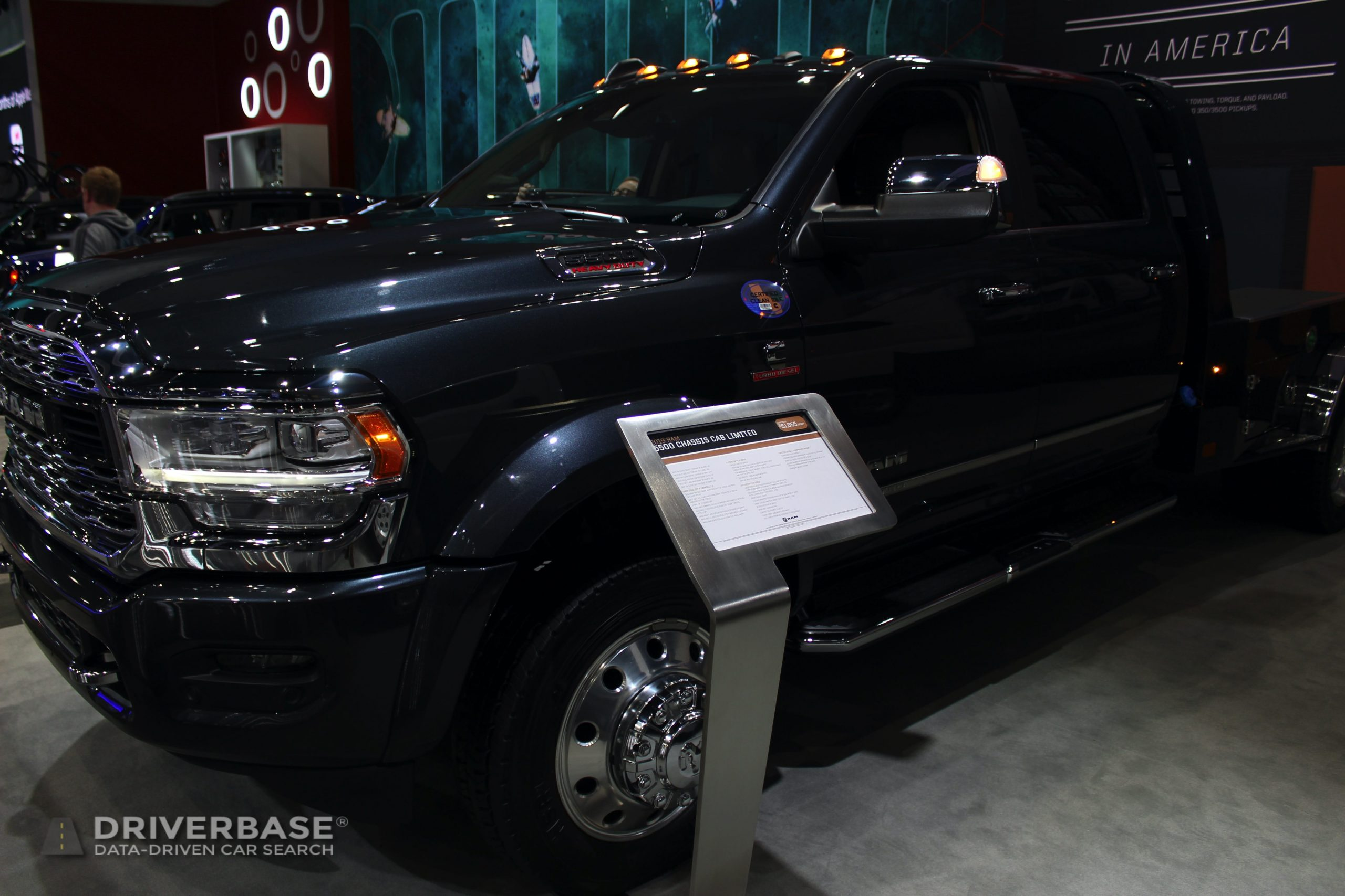 2019 Ram 5500 Rancher at the 2019 Los Angeles Auto Show