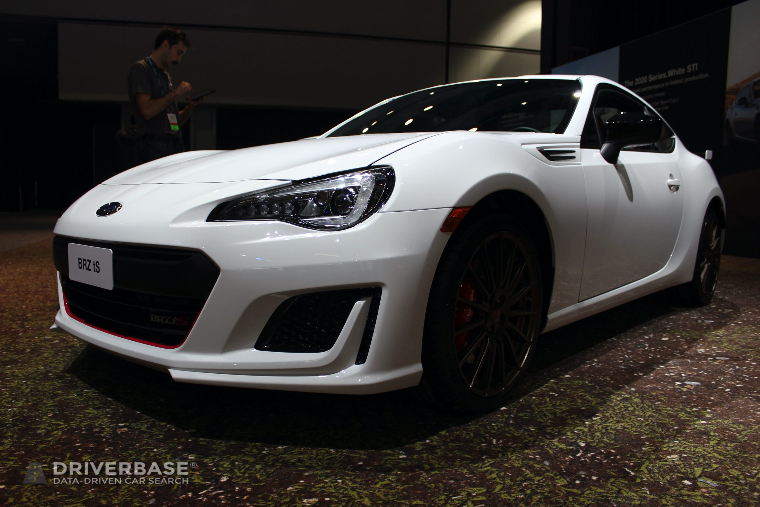 2020 Subaru BRZ at the 2019 Los Angeles Auto Show