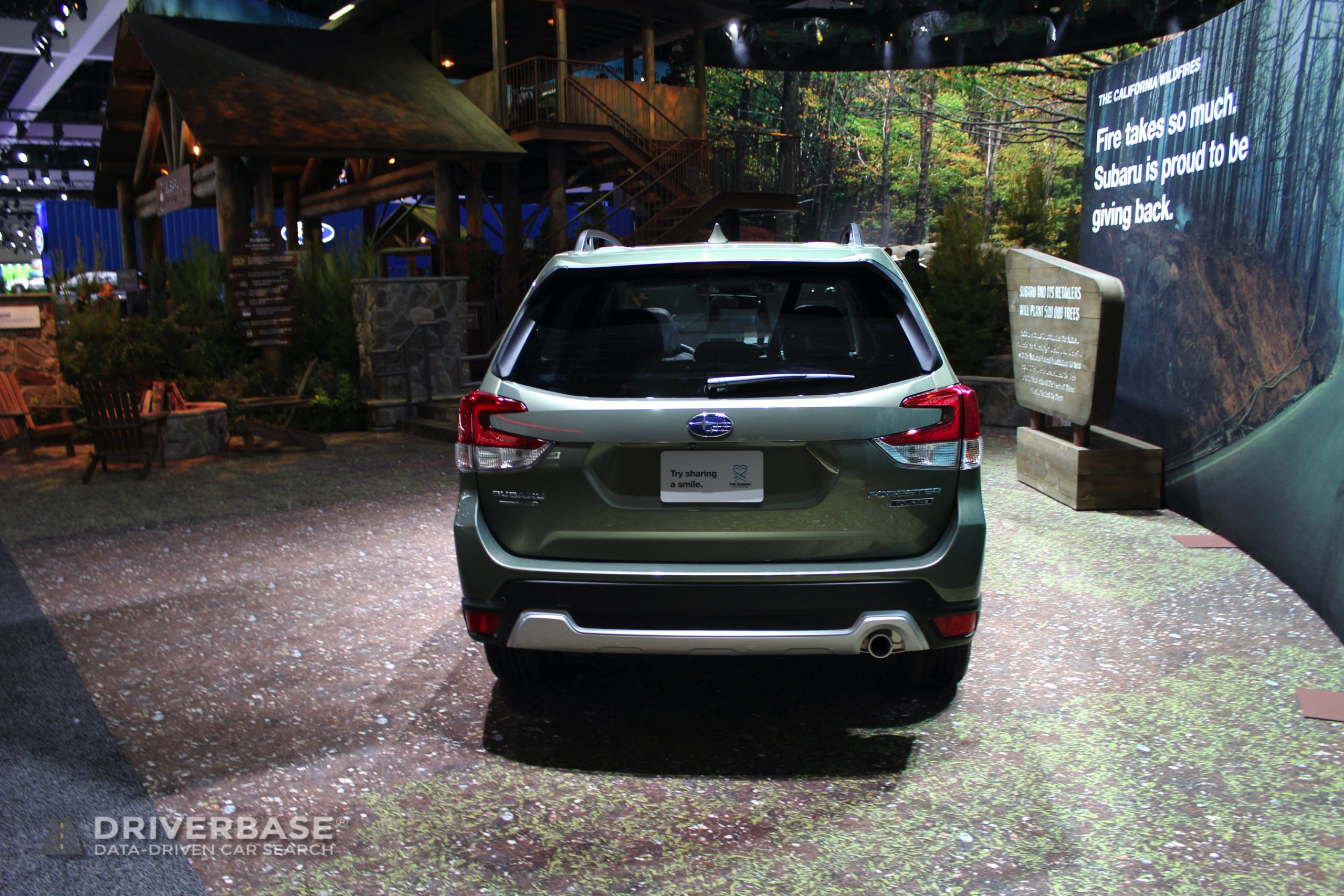 2020 Subaru Forester Touring at the 2019