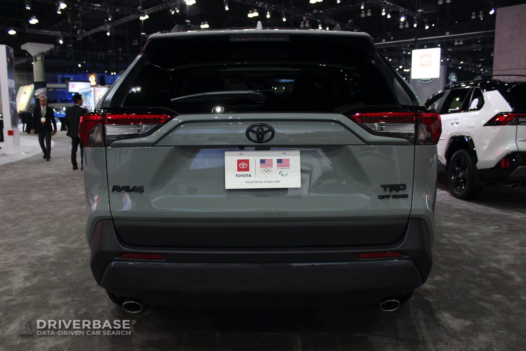 2020 Toyota RAV4 TRD Off-Road at the 2019 Los Angeles Auto Show
