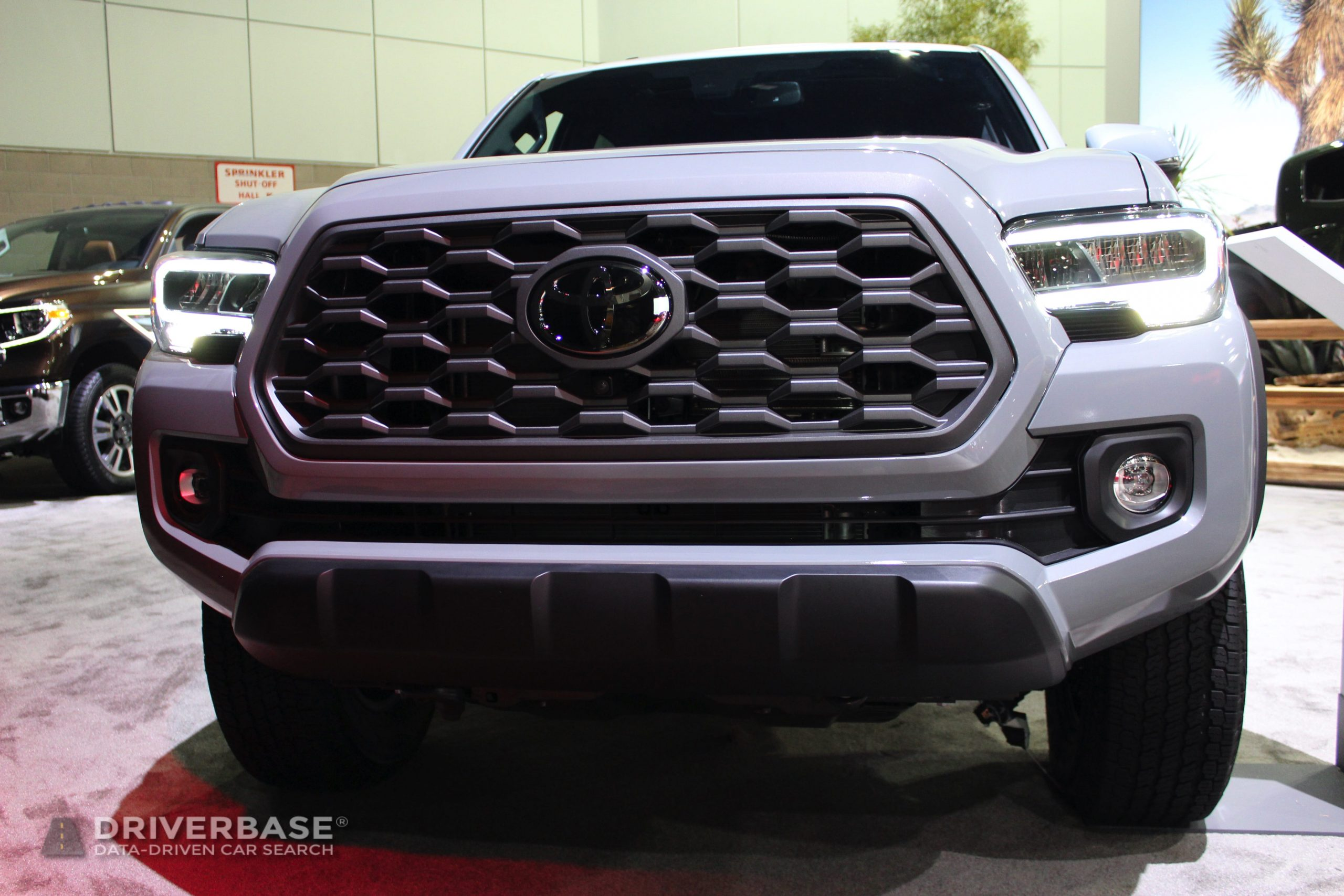 2020 Toyota Tacoma TRD Pro at the 2019 Los Angeles Auto Show