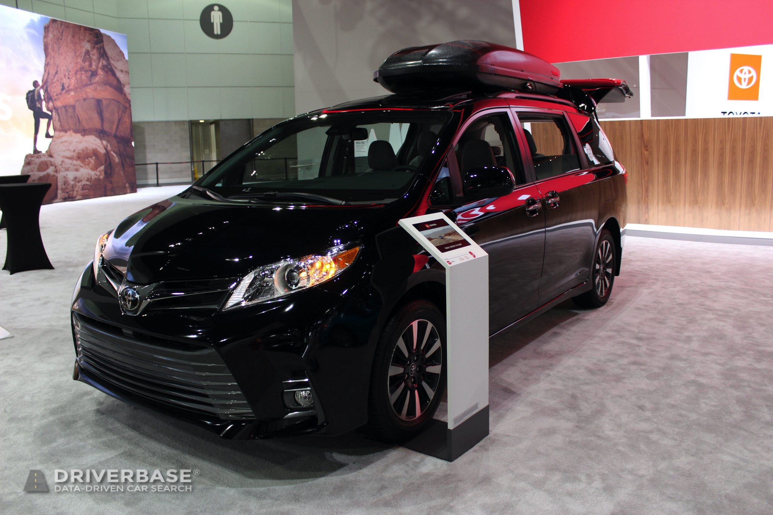2020 Toyota Sienna XLE All Wheel Drive
