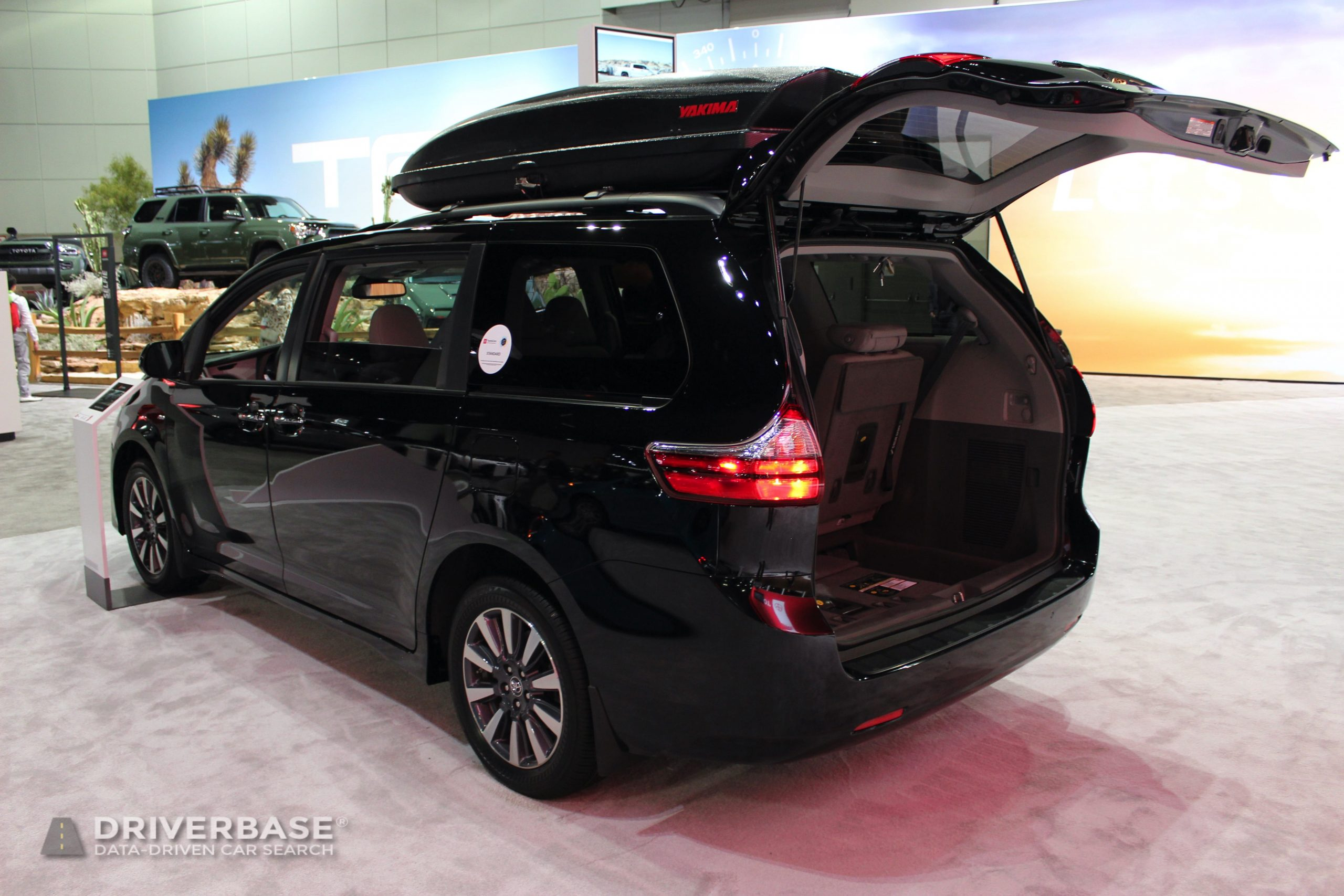 2020 Toyota Sienna XLE All Wheel Drive