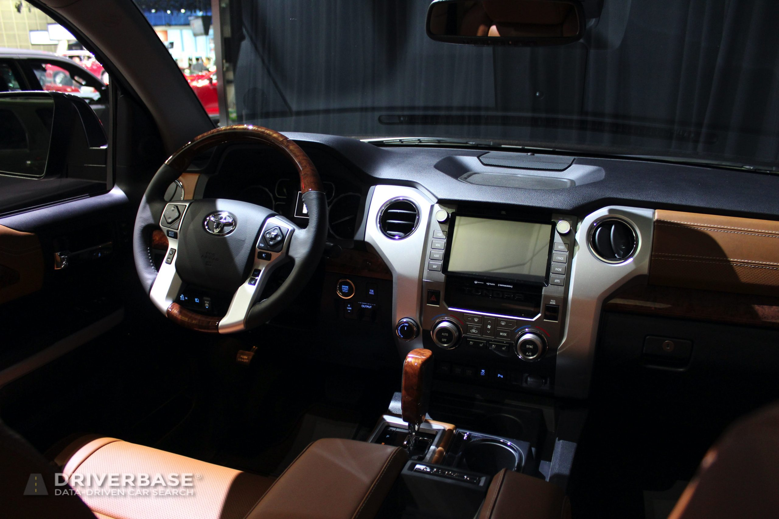 2020 Toyota Tundra 1794 Edition at the 2019 Los Angeles Auto Show
