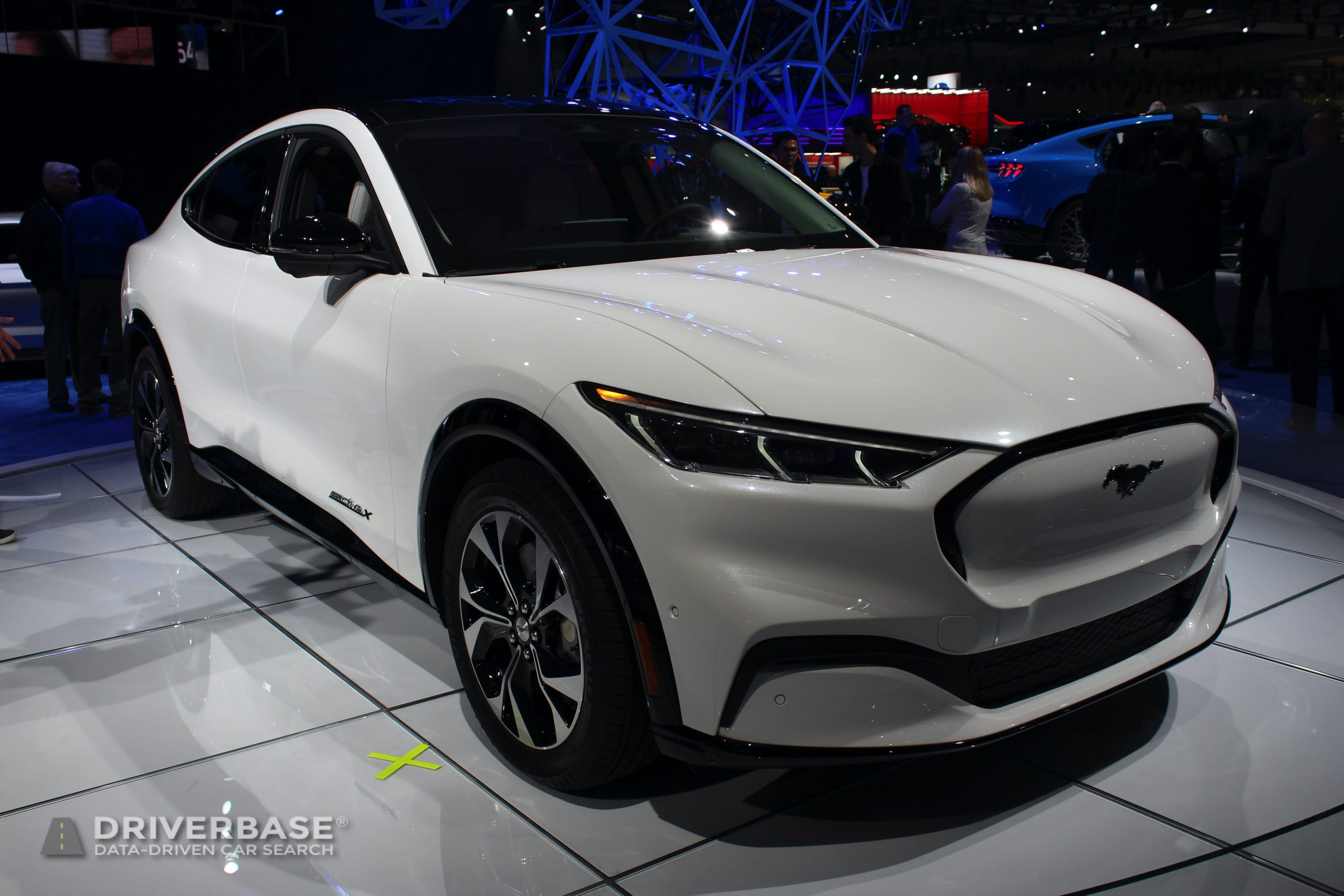 2021 Ford Mustang Mach-E Electric SUV Launch at the 2019 Los Angeles Auto Show