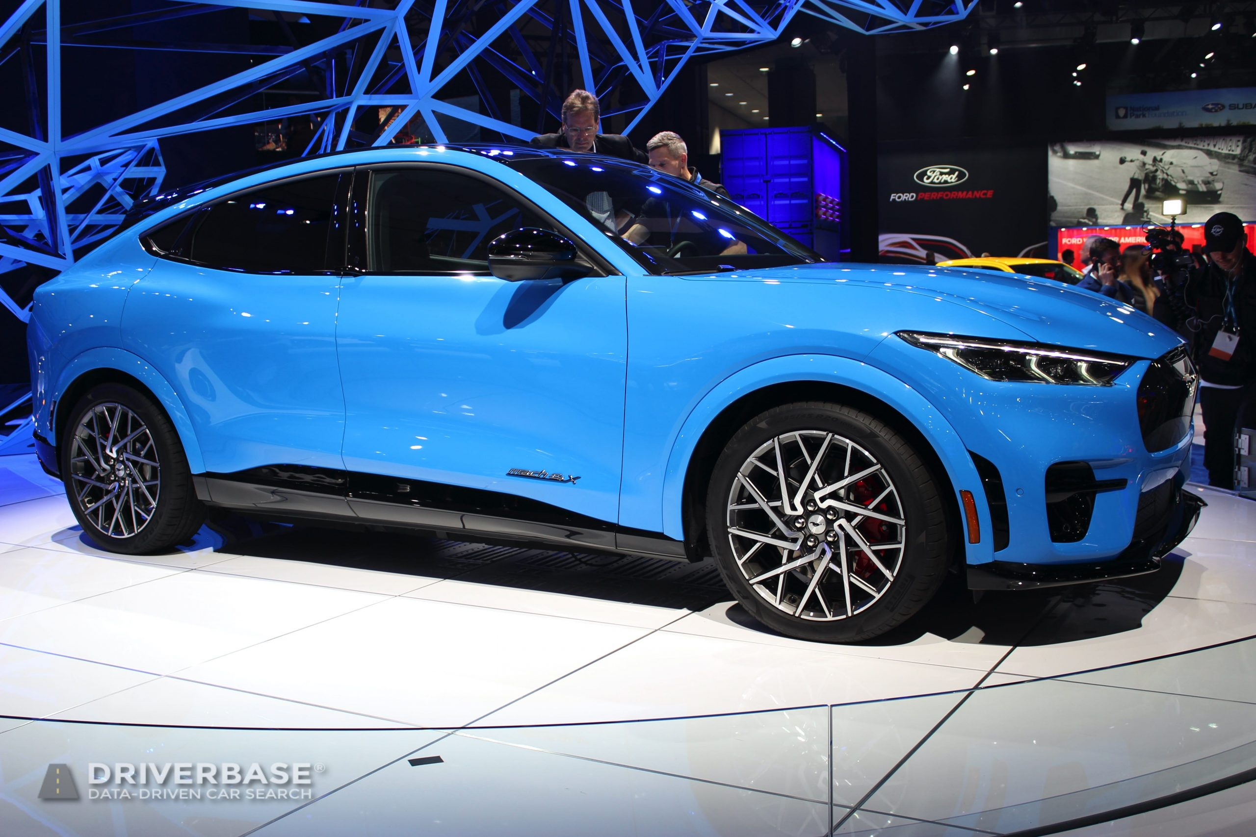2021 Ford Mustang Electric Suv Price