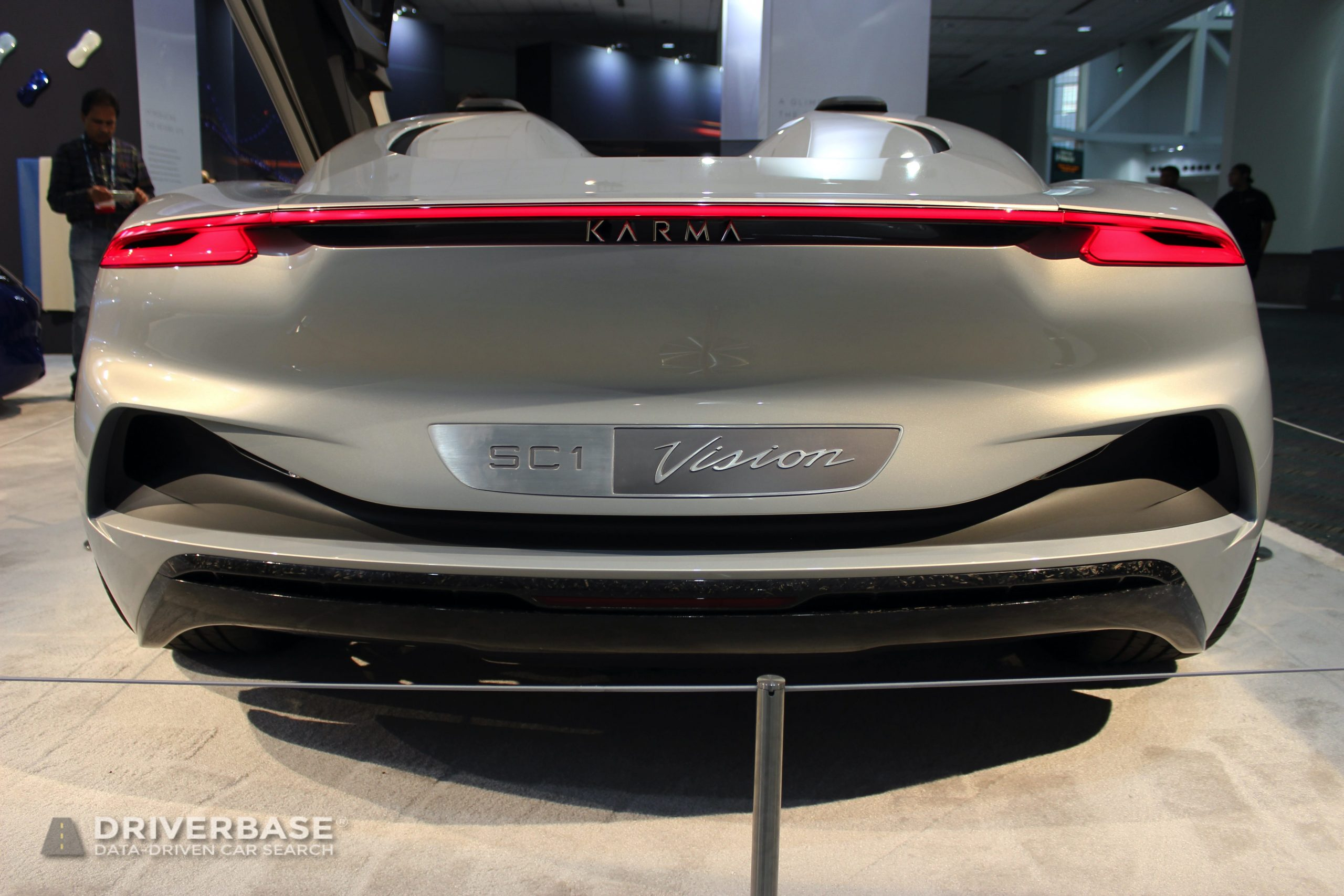 Karma SC1 Vision at the 2019 Los Angeles Auto Show