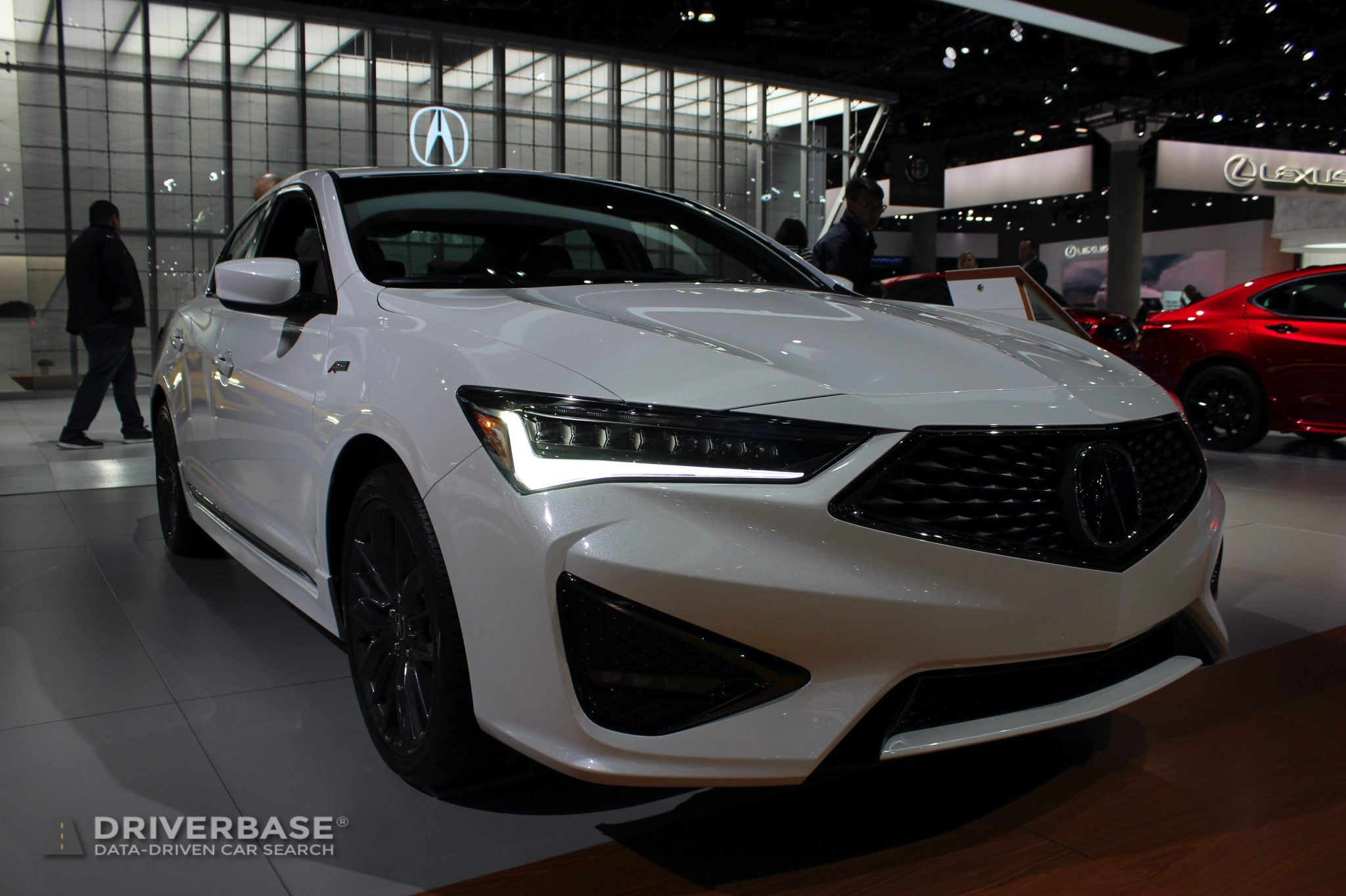 2020 Acura ILX at the 2019 Los Angeles Auto Show