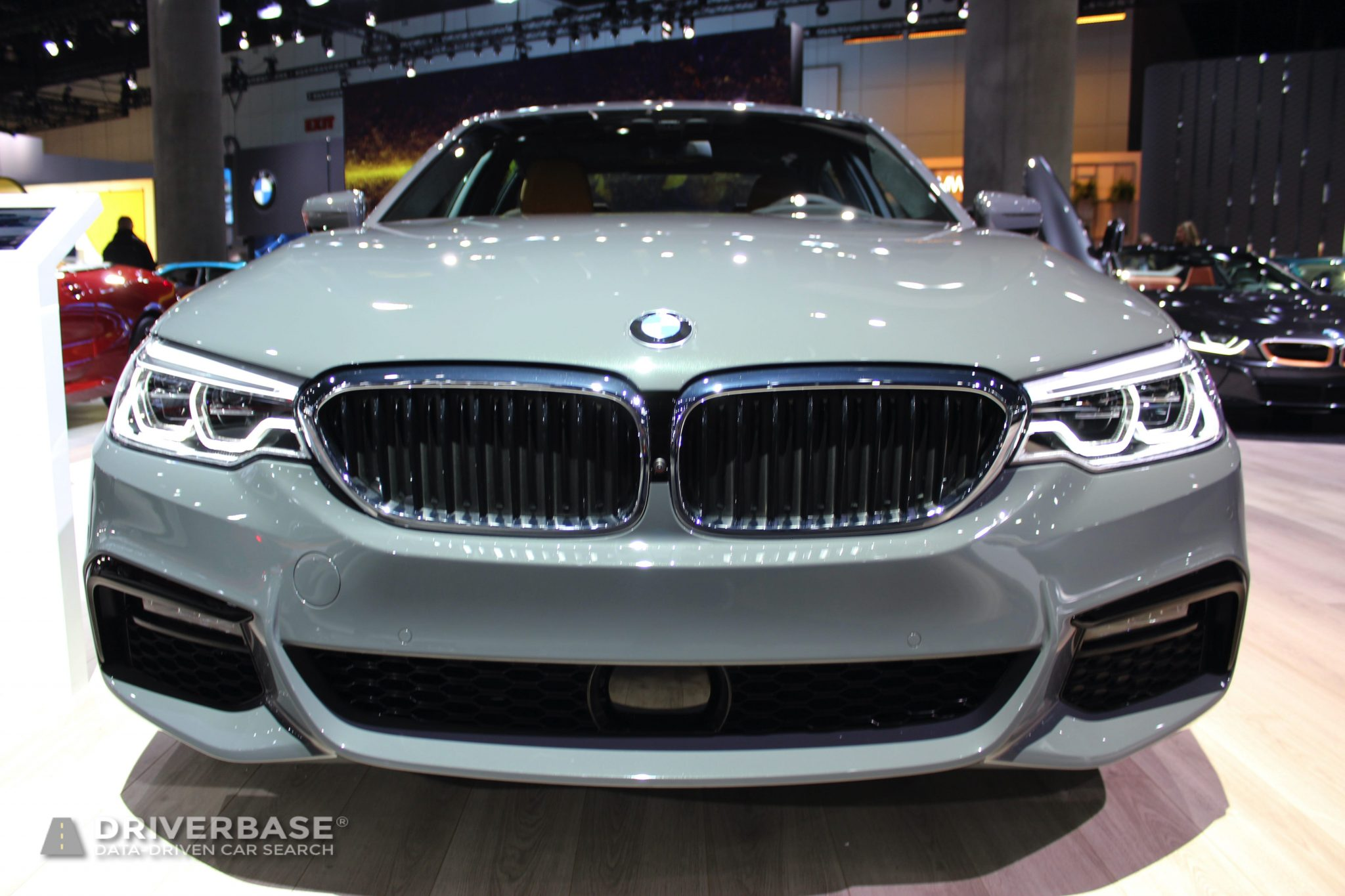 2020 BMW 5 Series 530e at the 2019 Los Angeles Auto Show
