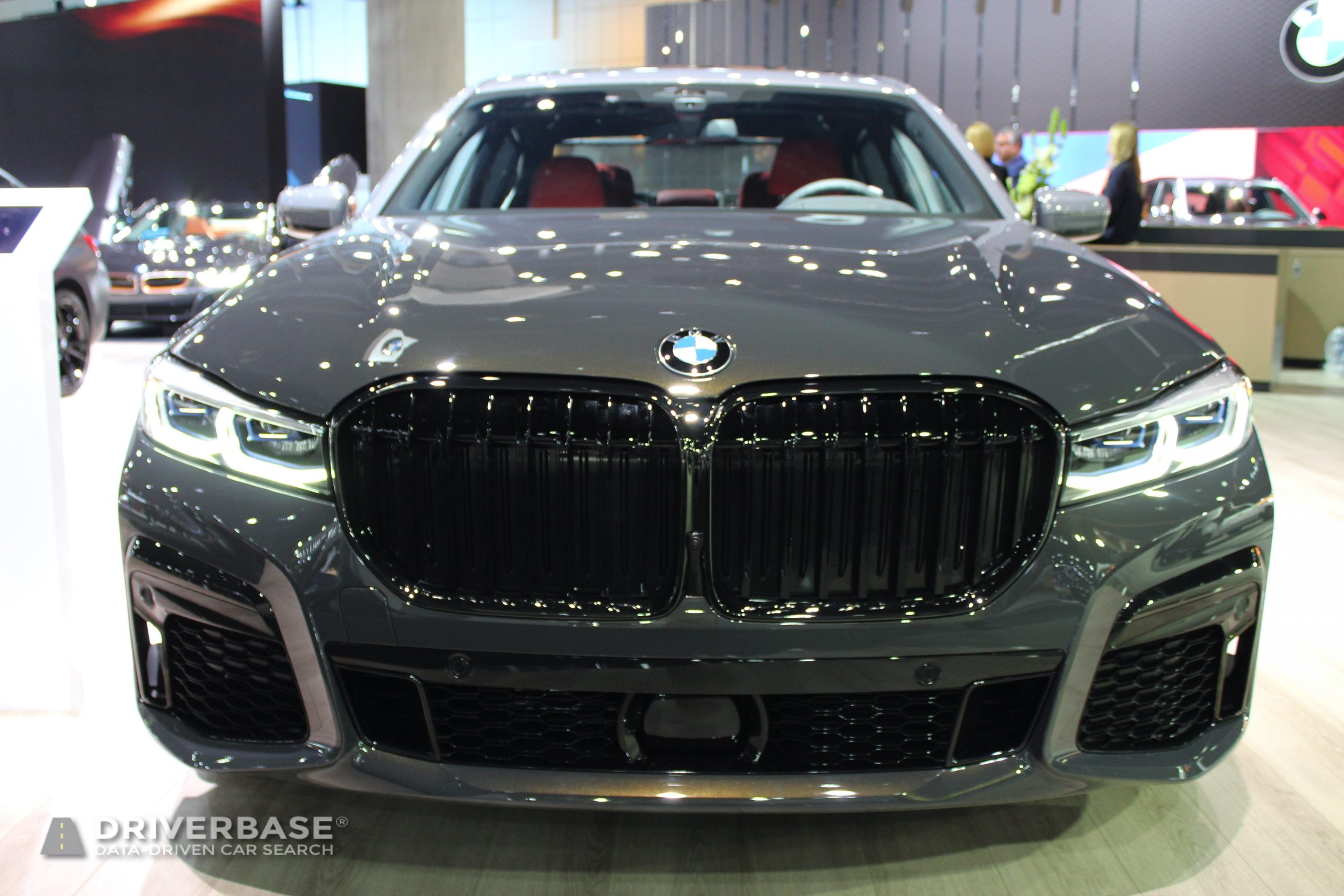 2020 BMW 7 Series 745e at the 2019 Los Angeles Auto Show