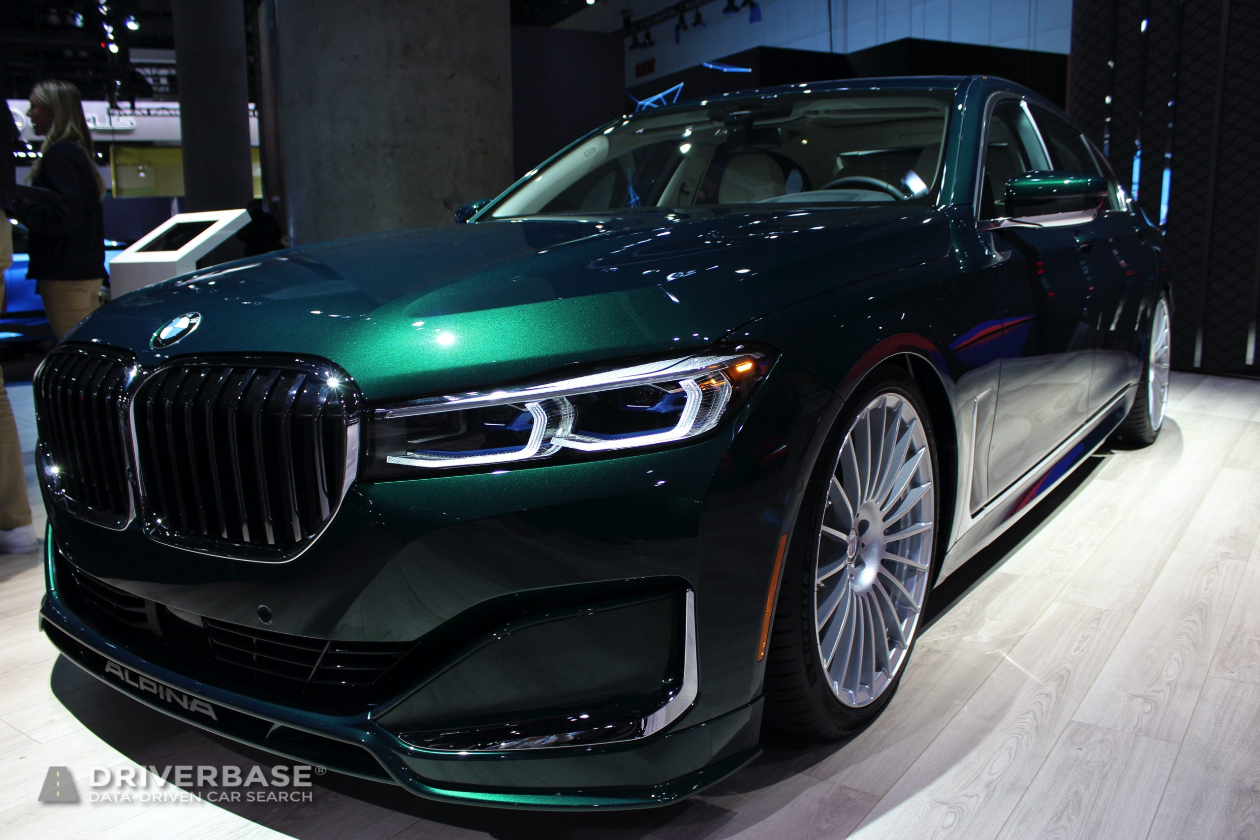 2020 BMW Alpina B7 at the Los Angeles Auto Show