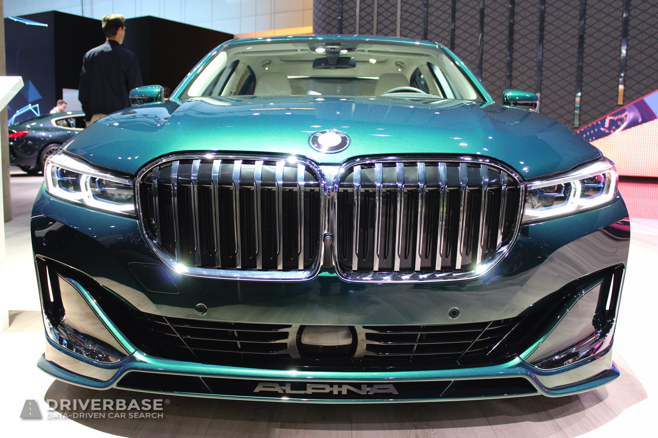 2020 BMW Alpina B7 at the 2019 Los Angeles Auto Show