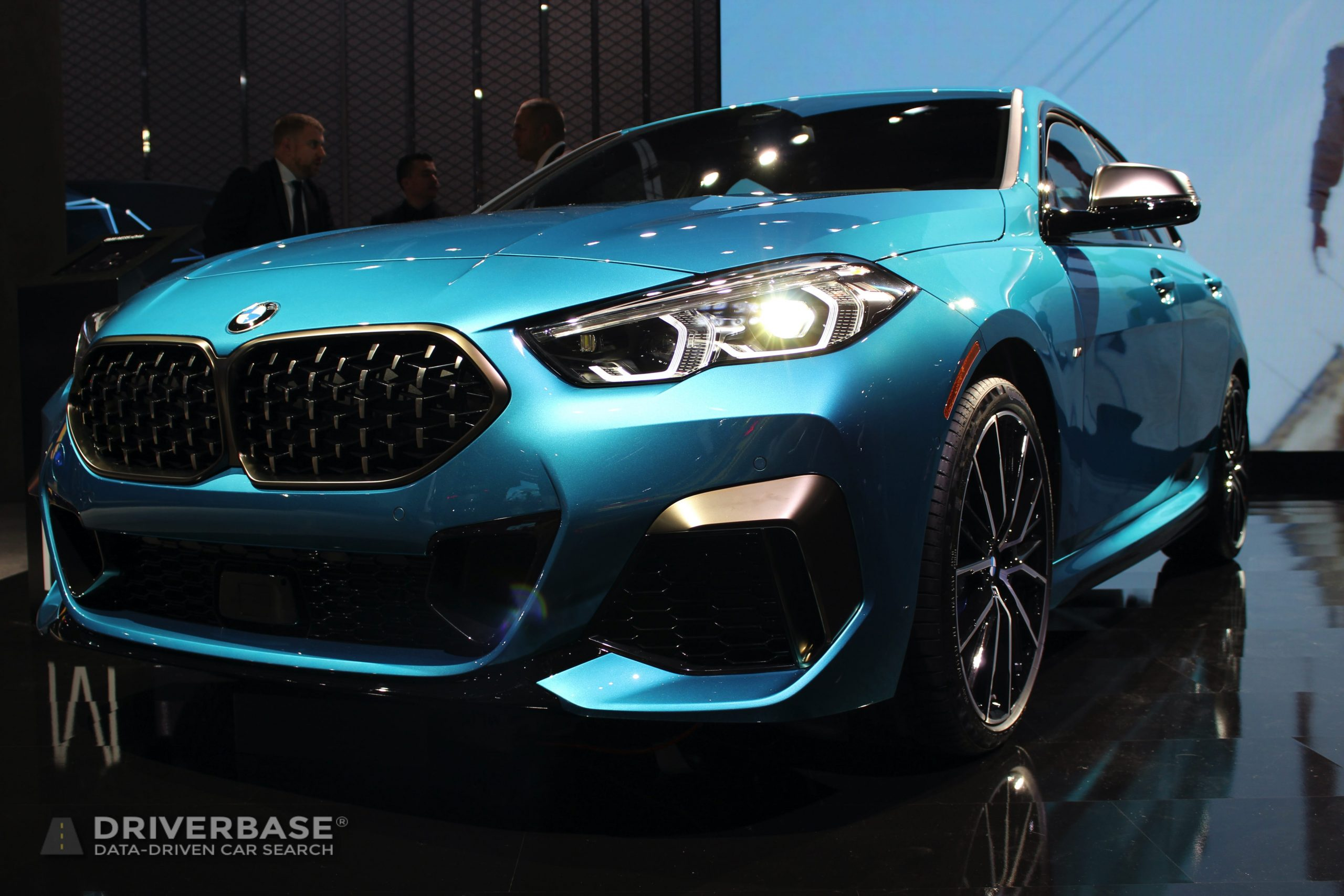 2020 BMW 2 Series M235i Gran Coupe at the 2019 Los Angeles Auto Show