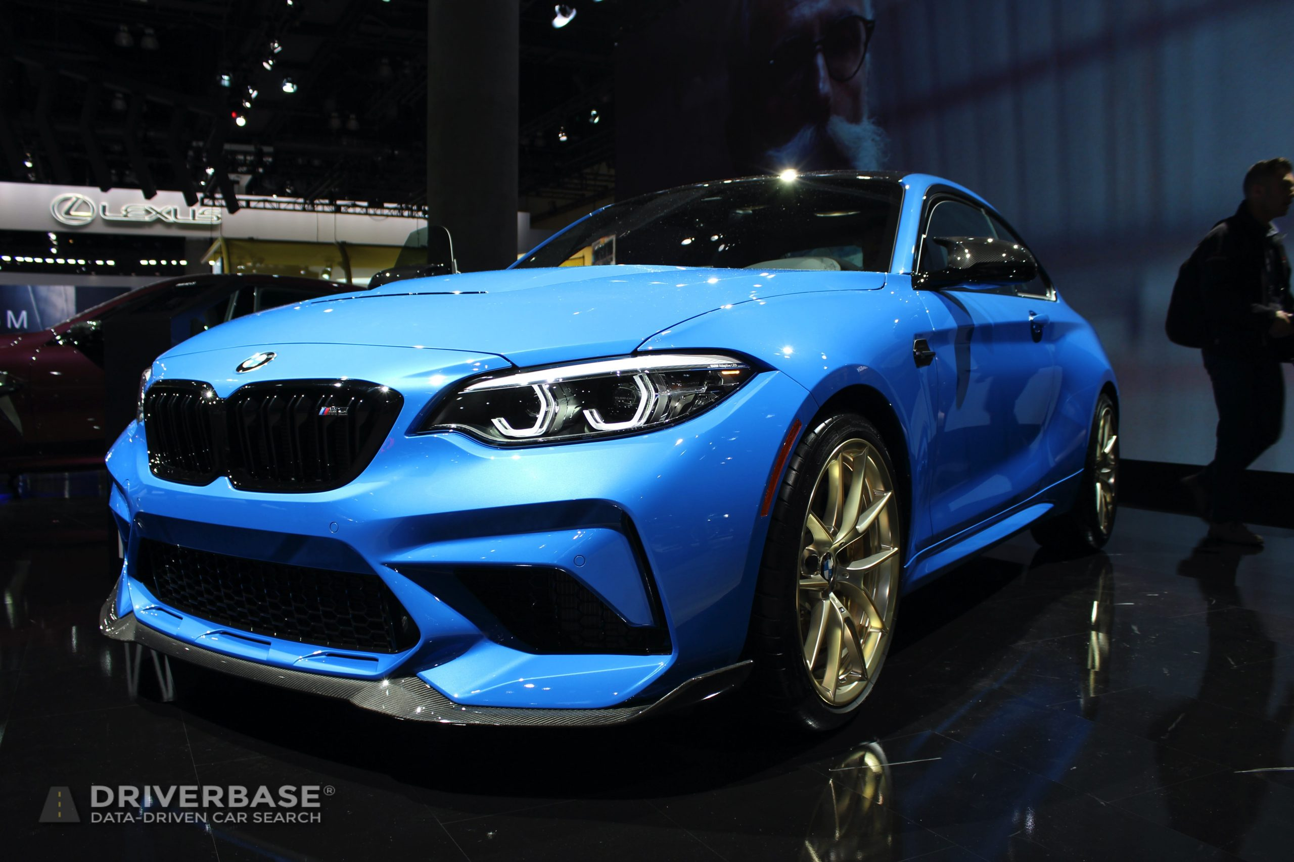 2020 BMW M2 CS at the 2019 Los Angeles Auto Show