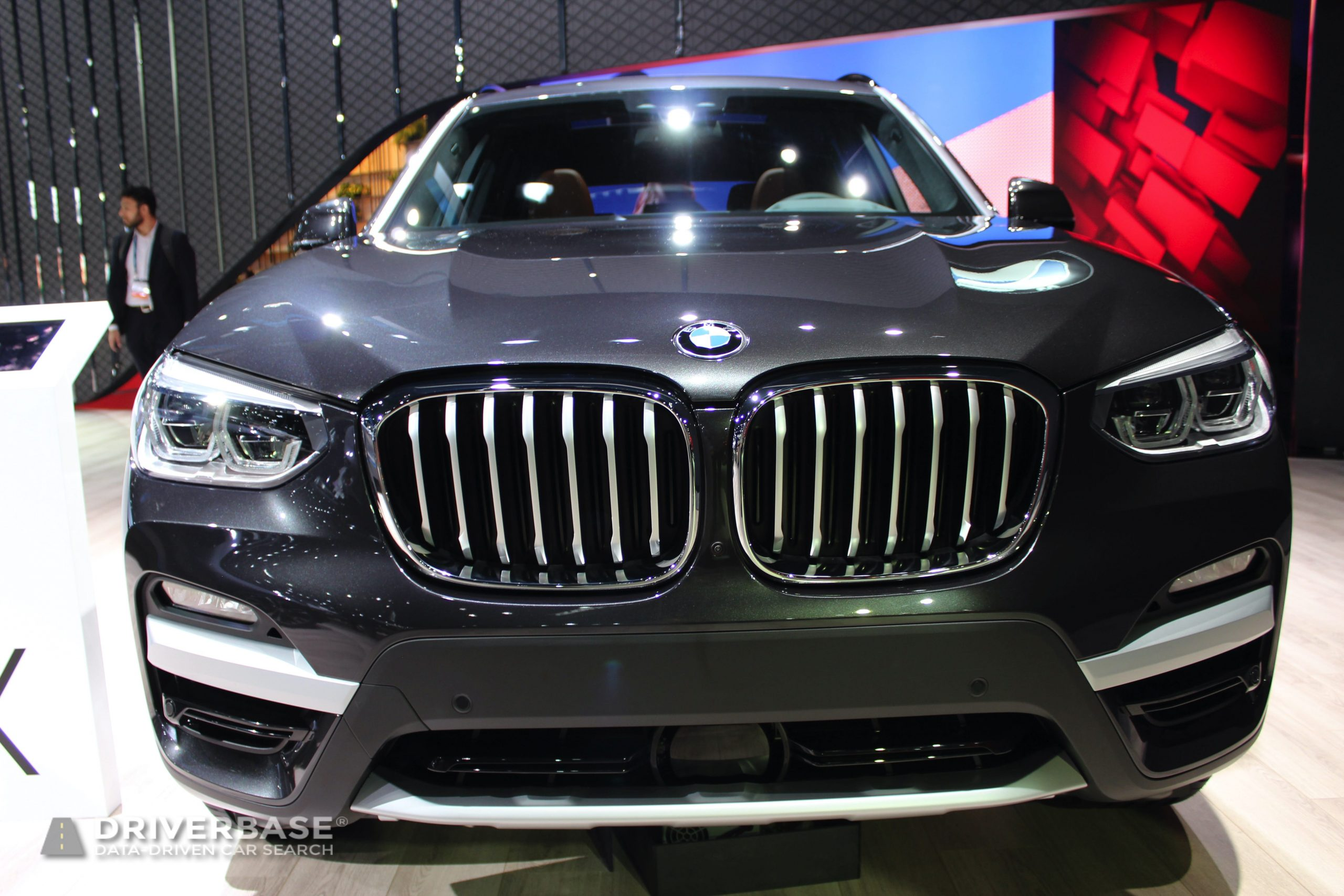 2020 BMW X3 30e at the 2019 Los Angeles Auto Show