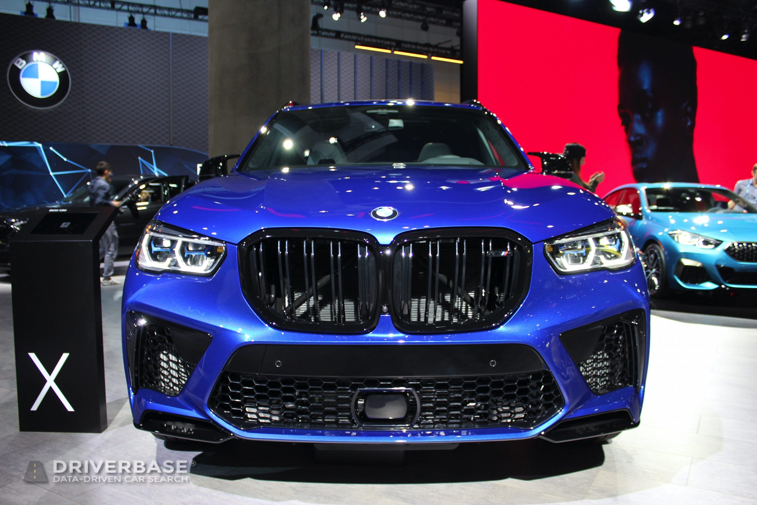 2020 BMW X5 M at the 2019 Los Angeles Auto Show