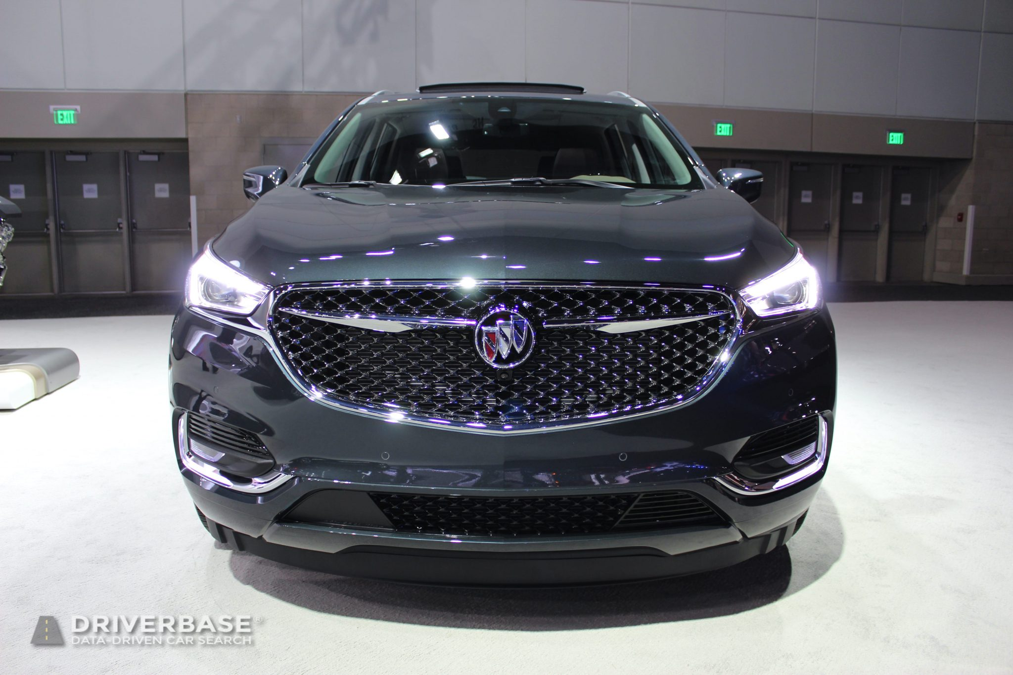 2020 Buick Enclave at the 2019 Los Angeles Auto Show