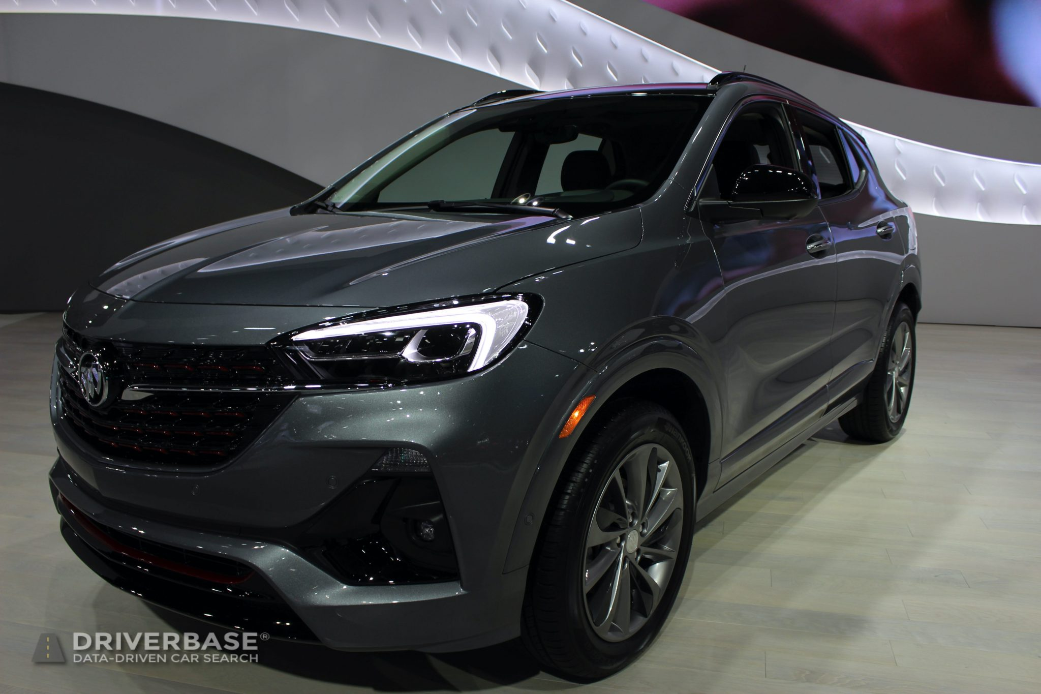 2020 Buick Encore at the 2019 Los Angeles Auto Show