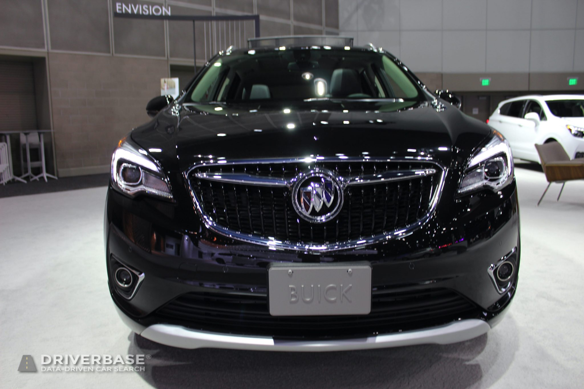 2020 Buick Envision at the 2019 Los Angeles Auto Show