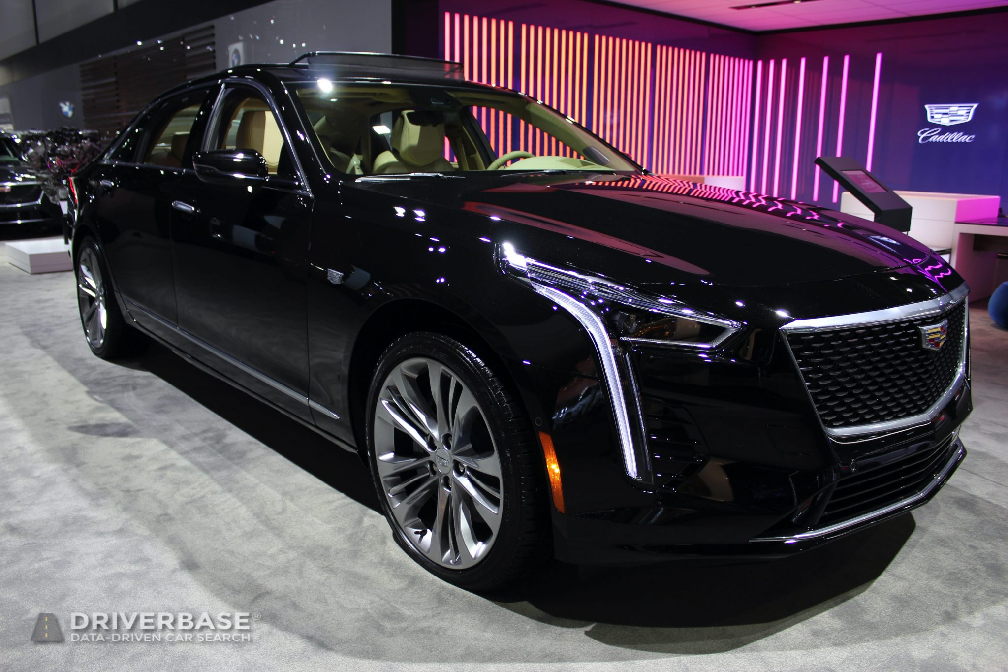 2020 Cadillac CT6 800T at the 2019 Los Angeles Auto Show