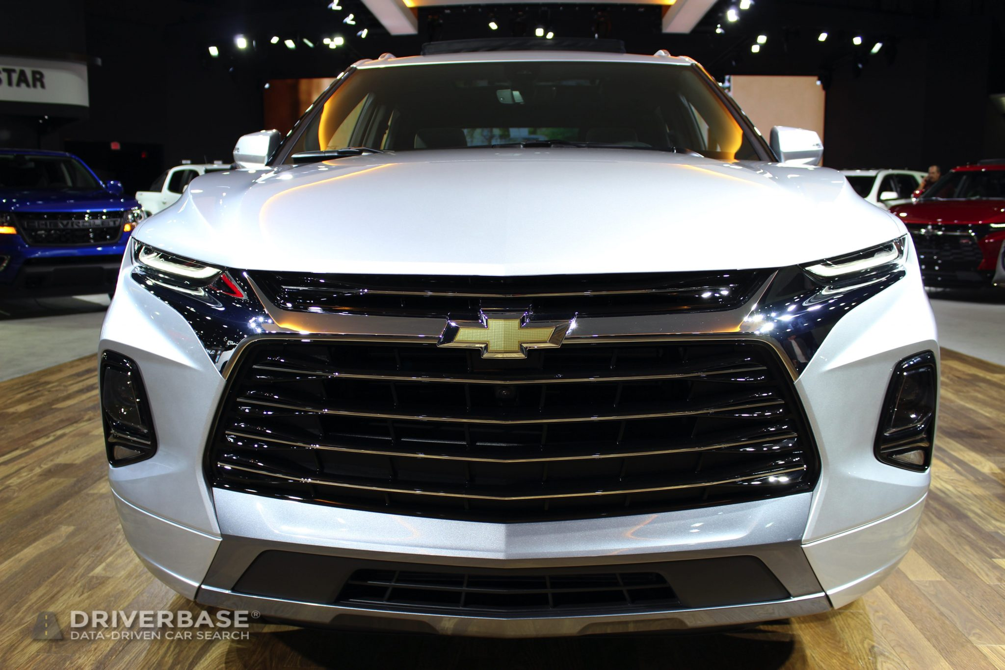 2020 Chevrolet Trailblazer Premier at the 2019 Los Angeles Auto Show