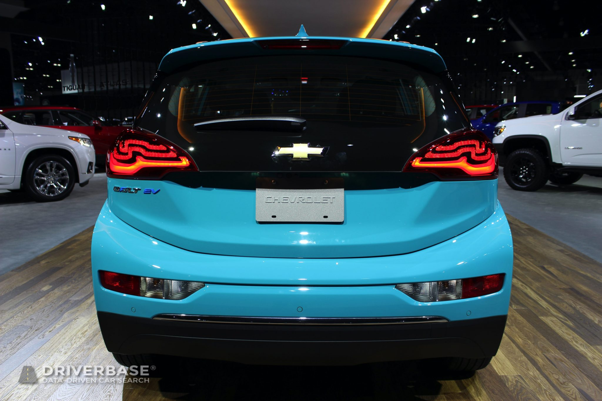 2020 Chevrolet Bolt at the 2019 Los Angeles Auto Show